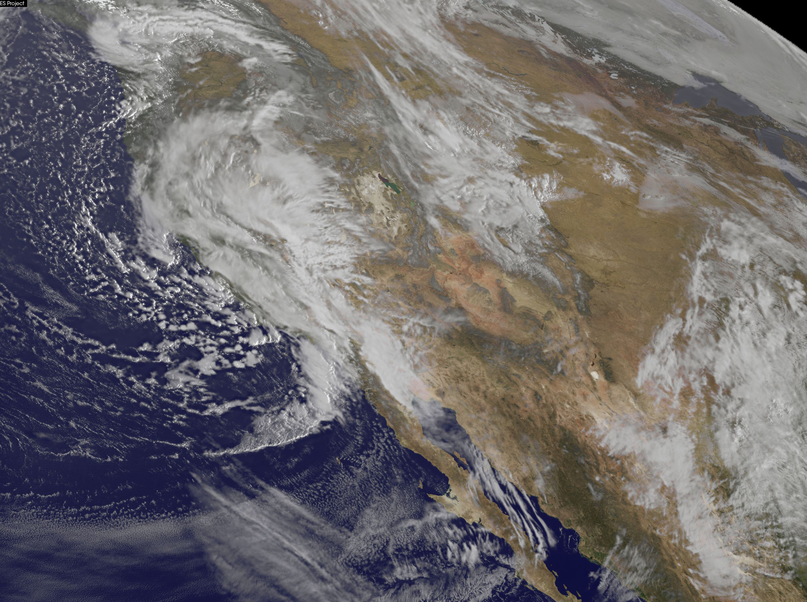 NASA Looks At Some Severe Holiday Weather From Space NASA - 10 day weather map of western us