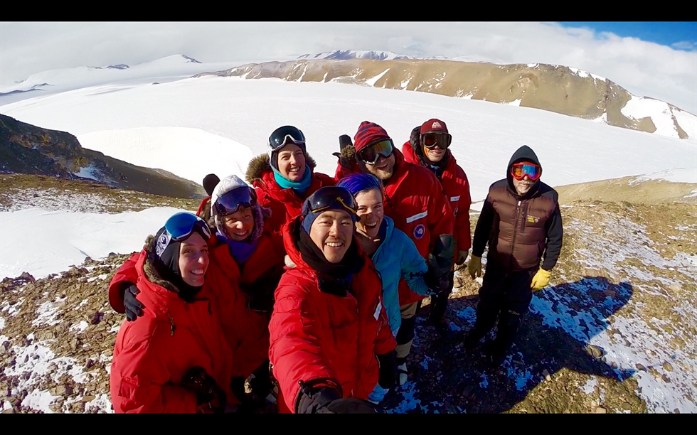 Αποτέλεσμα εικόνας για Antarctic Search for Meteorites (ANSMET)