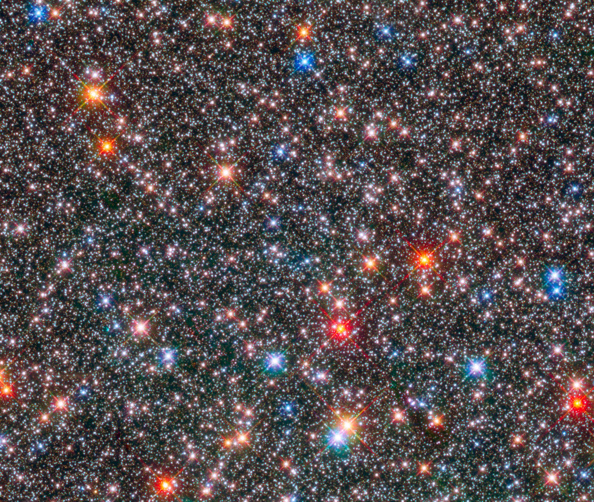 All the Glittering Stars
