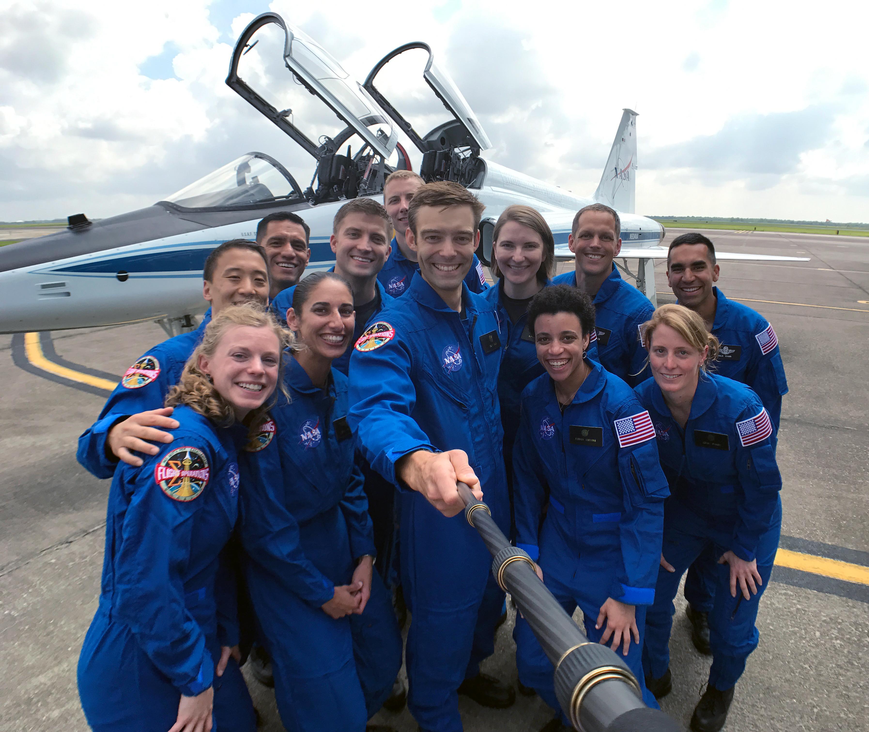 nasa astronauts 2017 - photo #2