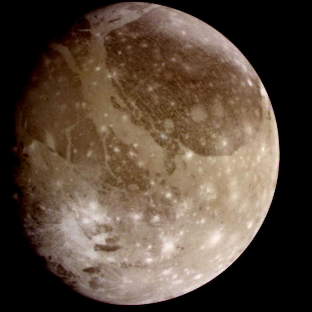 Ganymede: A Moon Like No Other