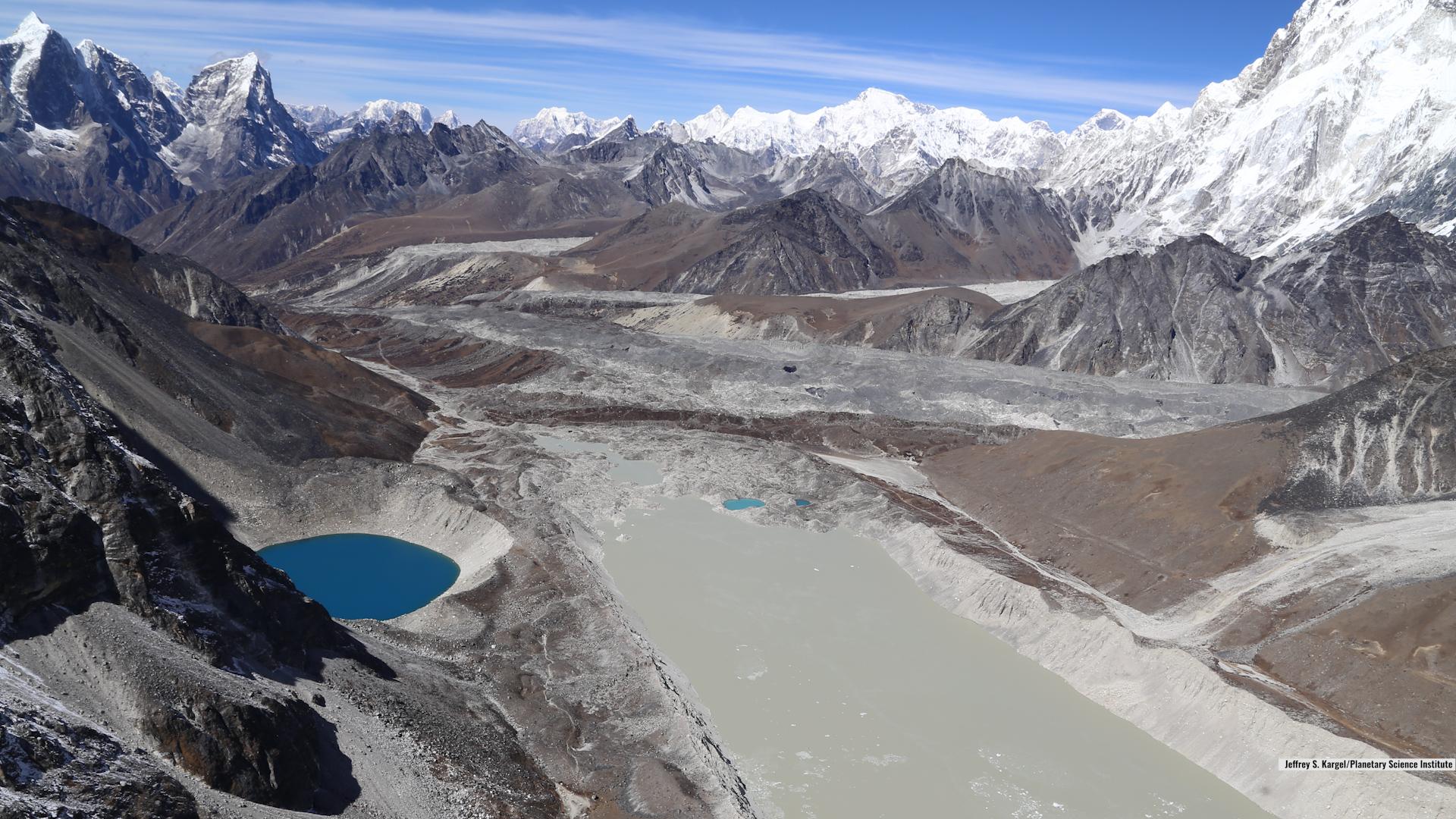 Image: Global Survey Using NASA Data Shows Dramatic Growth of Glacial Lakes