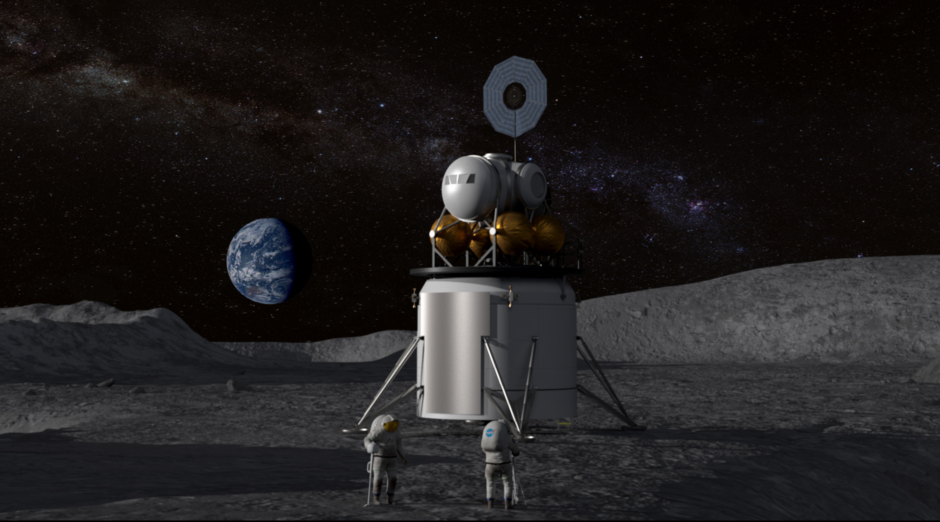 NASA Announces Industry Partnerships to Advance Moon, Mars