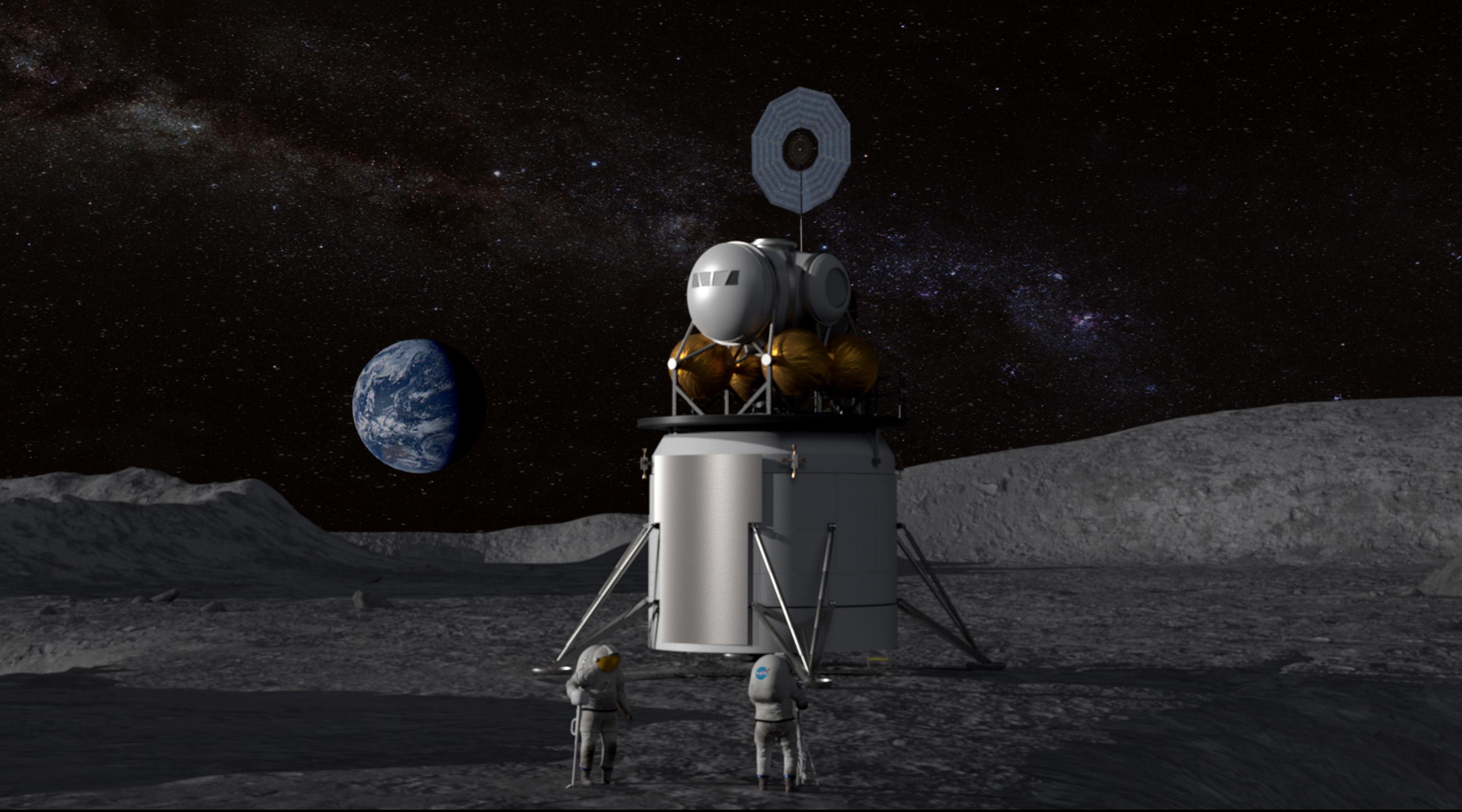 NASA Announces Industry Partnerships to Advance Moon, Mars