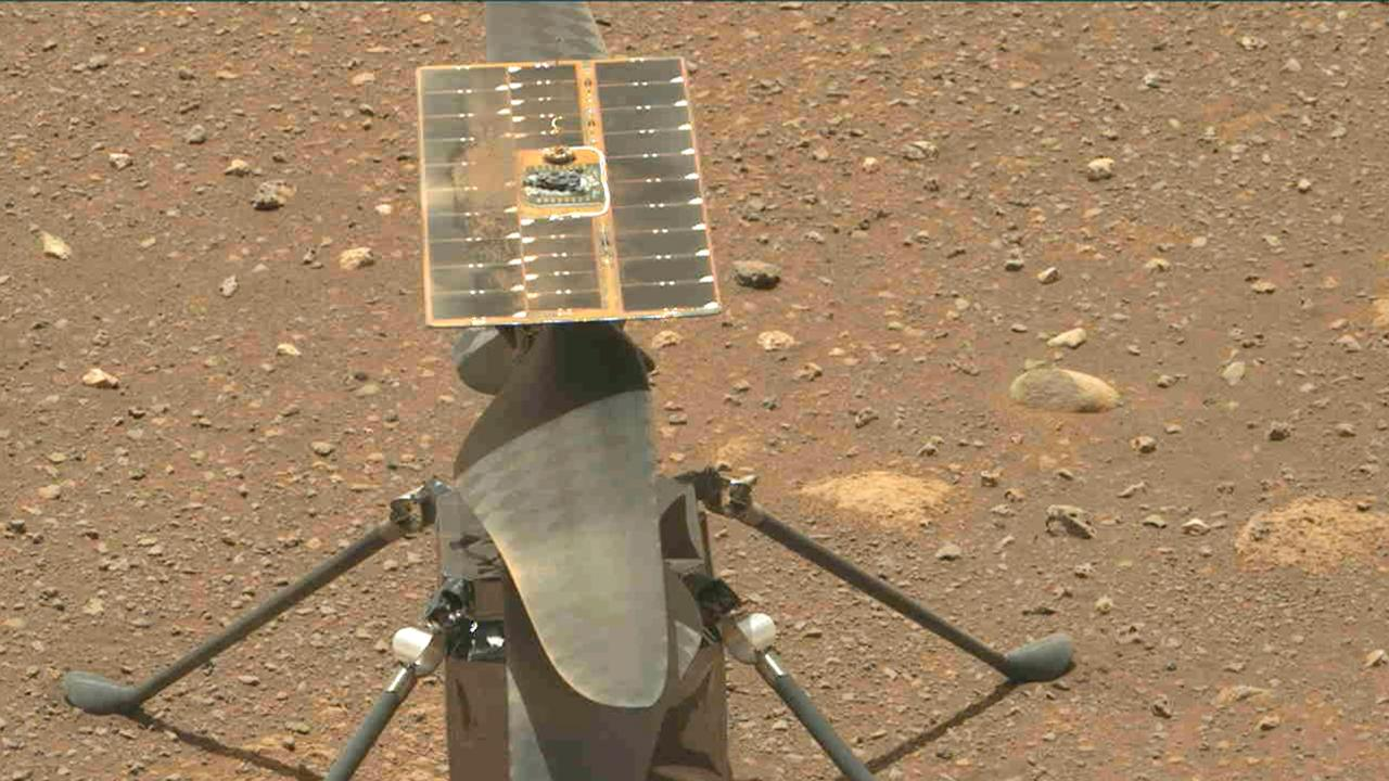 NASA to Try First Managed Flight on Mars As Quickly As Monday