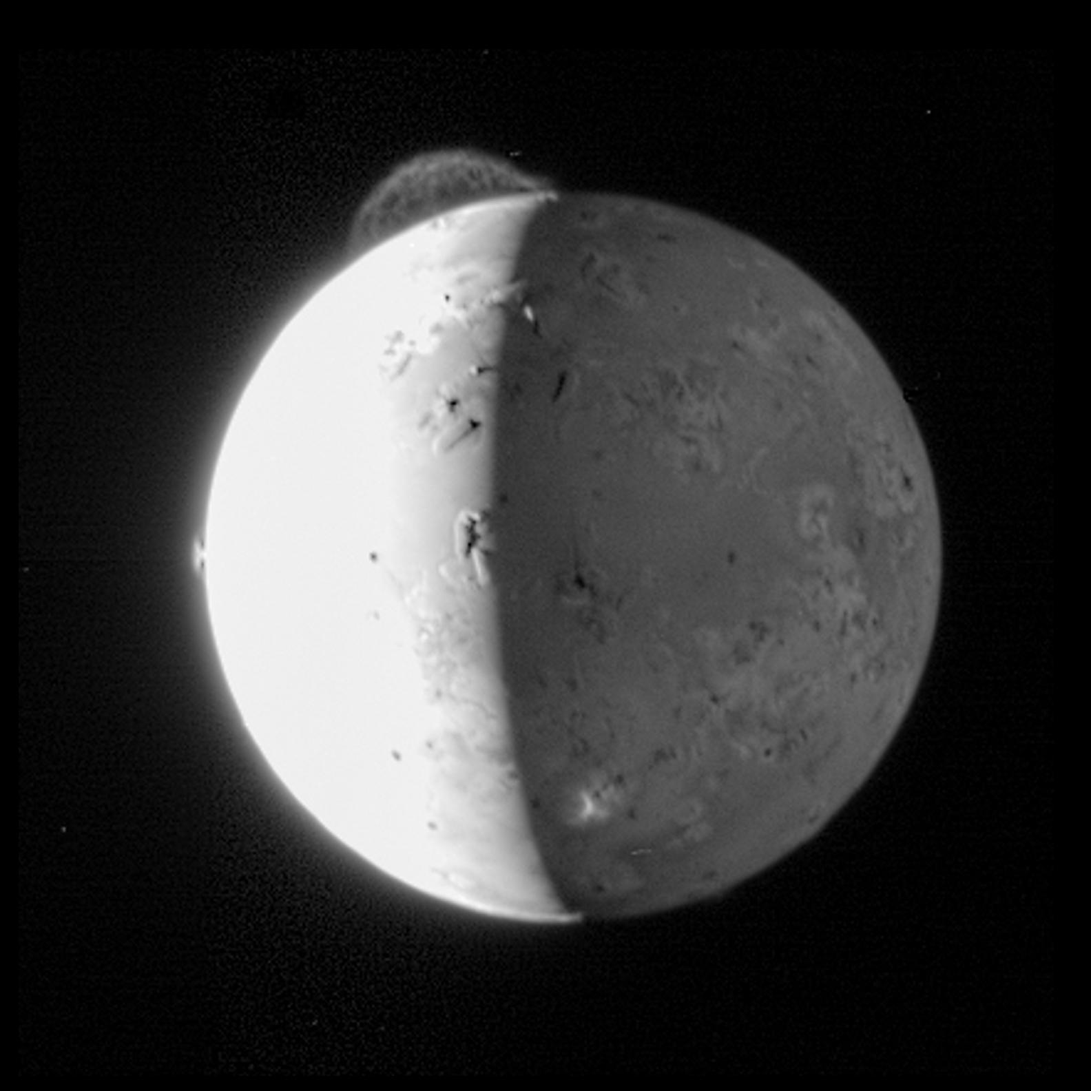 Io Volcano Observer Following the Clues to Planet Evolution   NASA