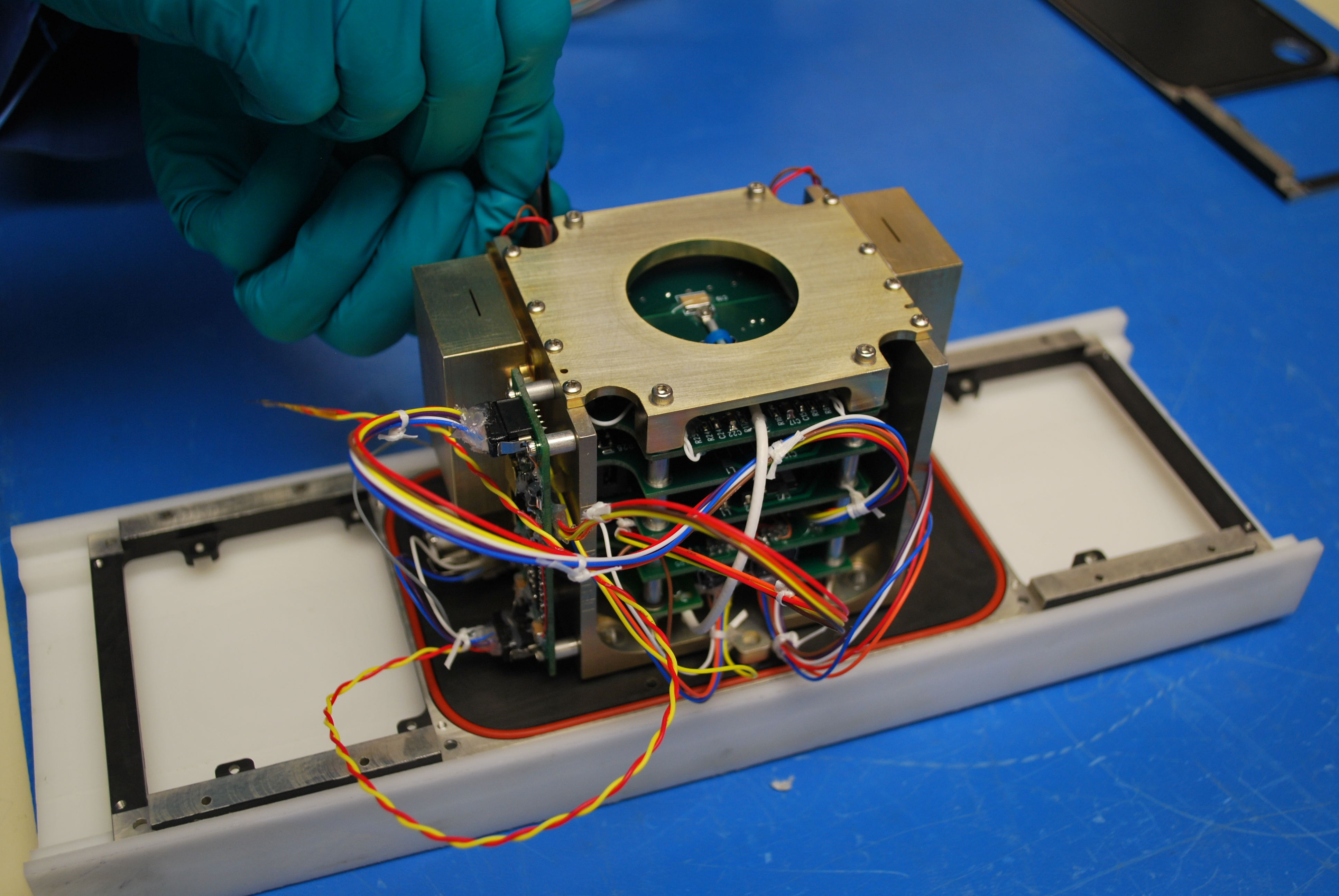 Ion Neutral Mass Spectrometer For Cubesats