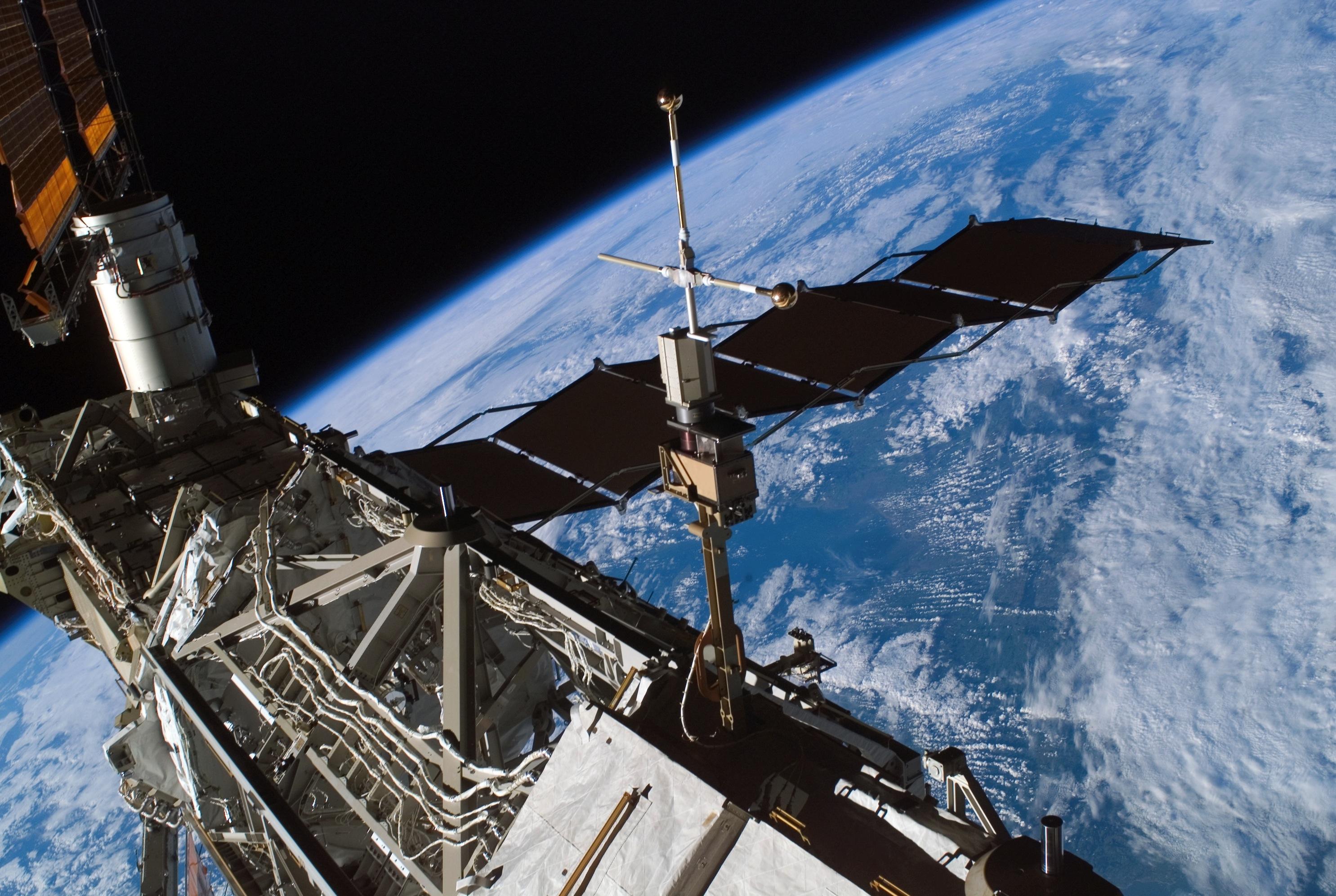 international space station nasa - HD2971×1994
