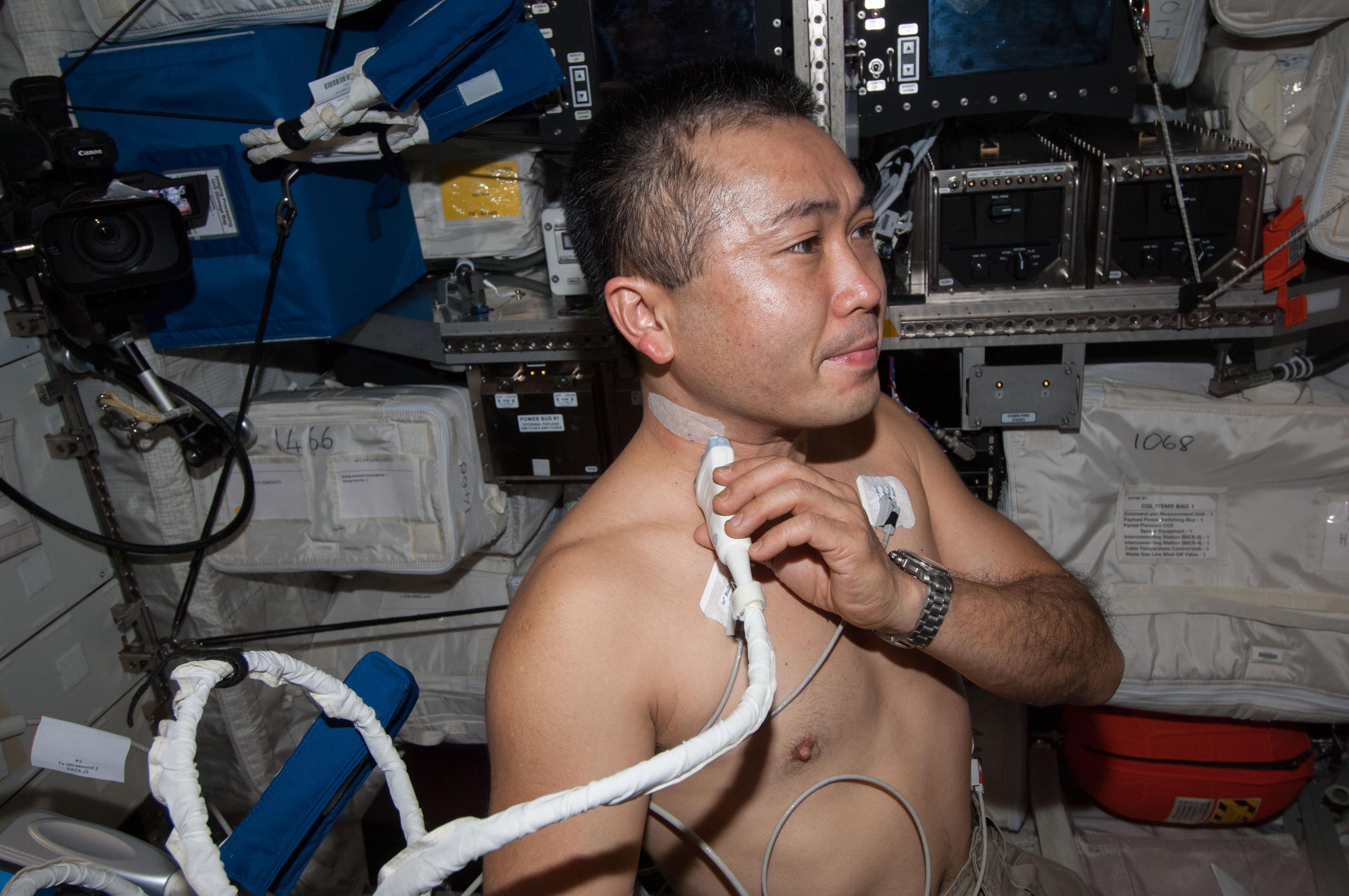 hazards of being an astronaut - photo #30