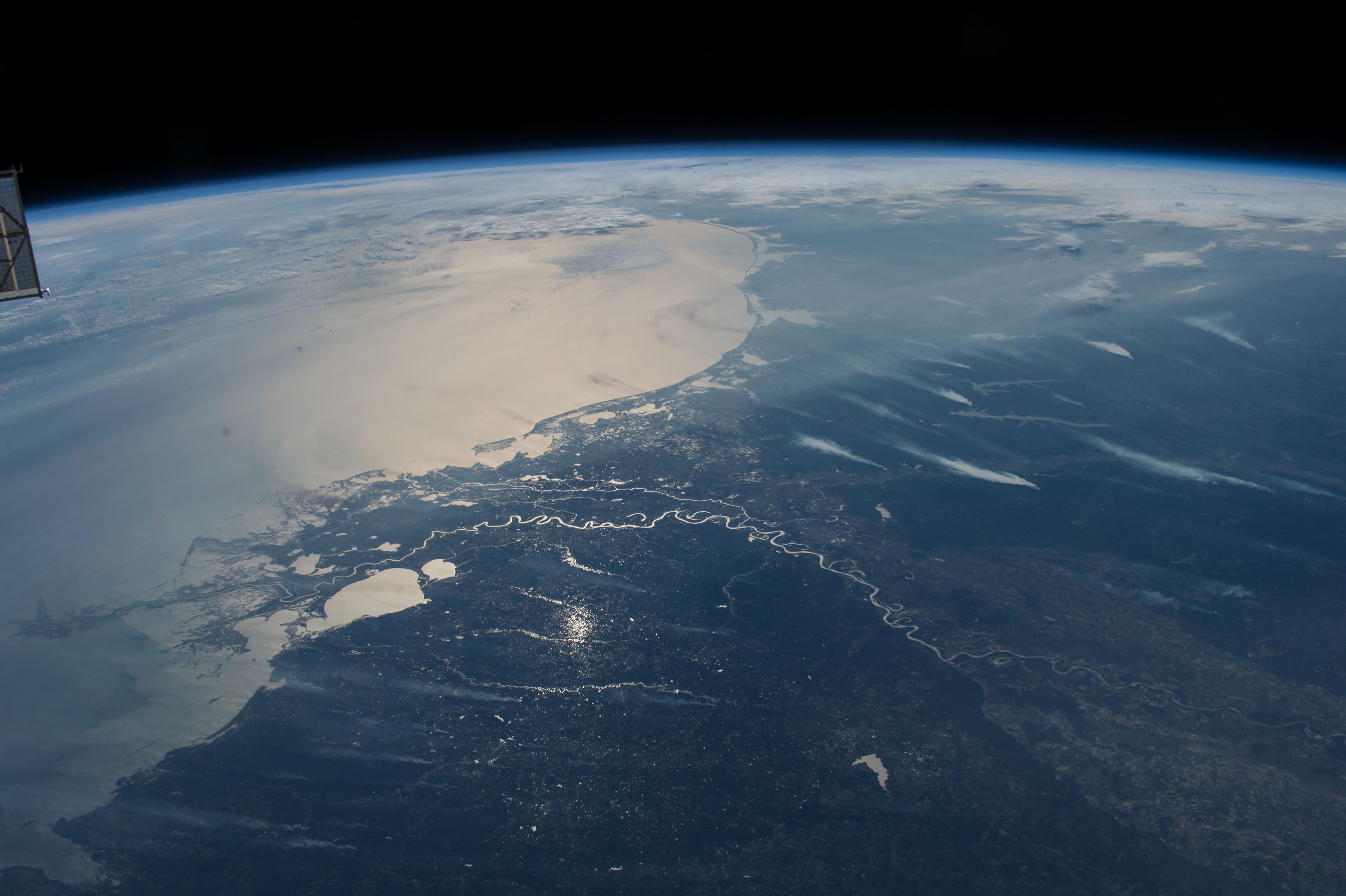 United States Gulf Coast | NASA