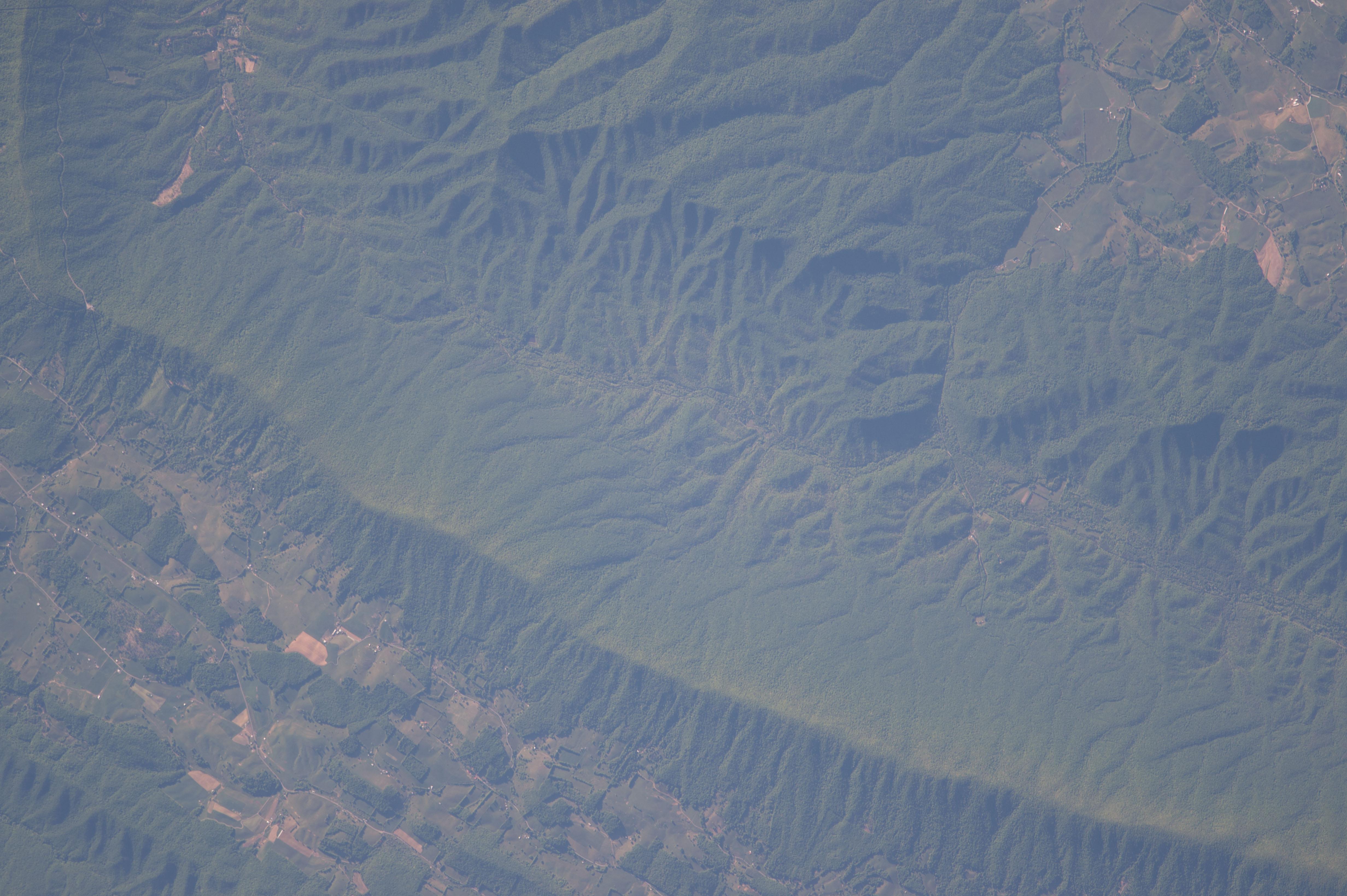 West Virginia | NASA
