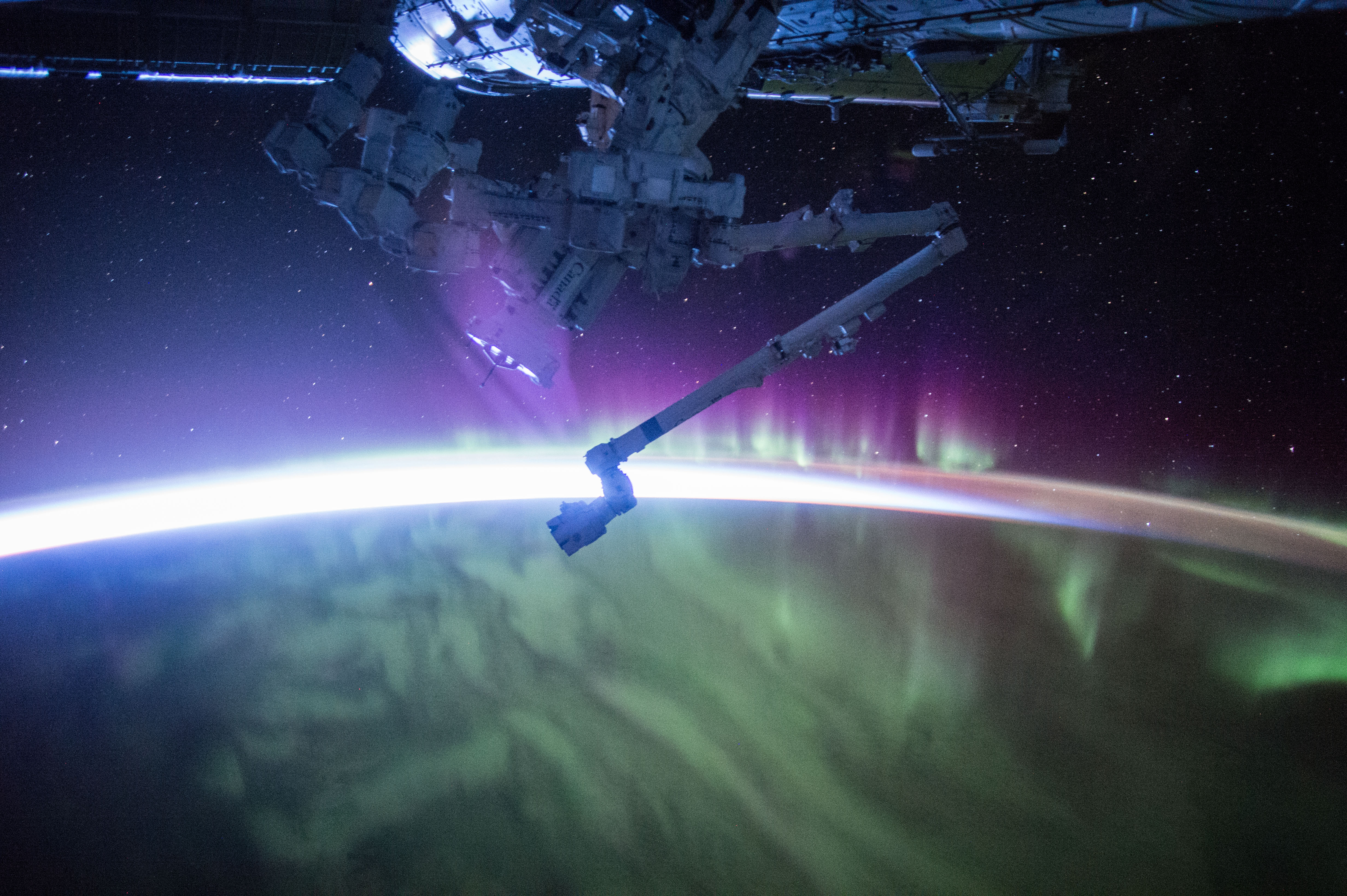 astronaut space radiation - photo #42
