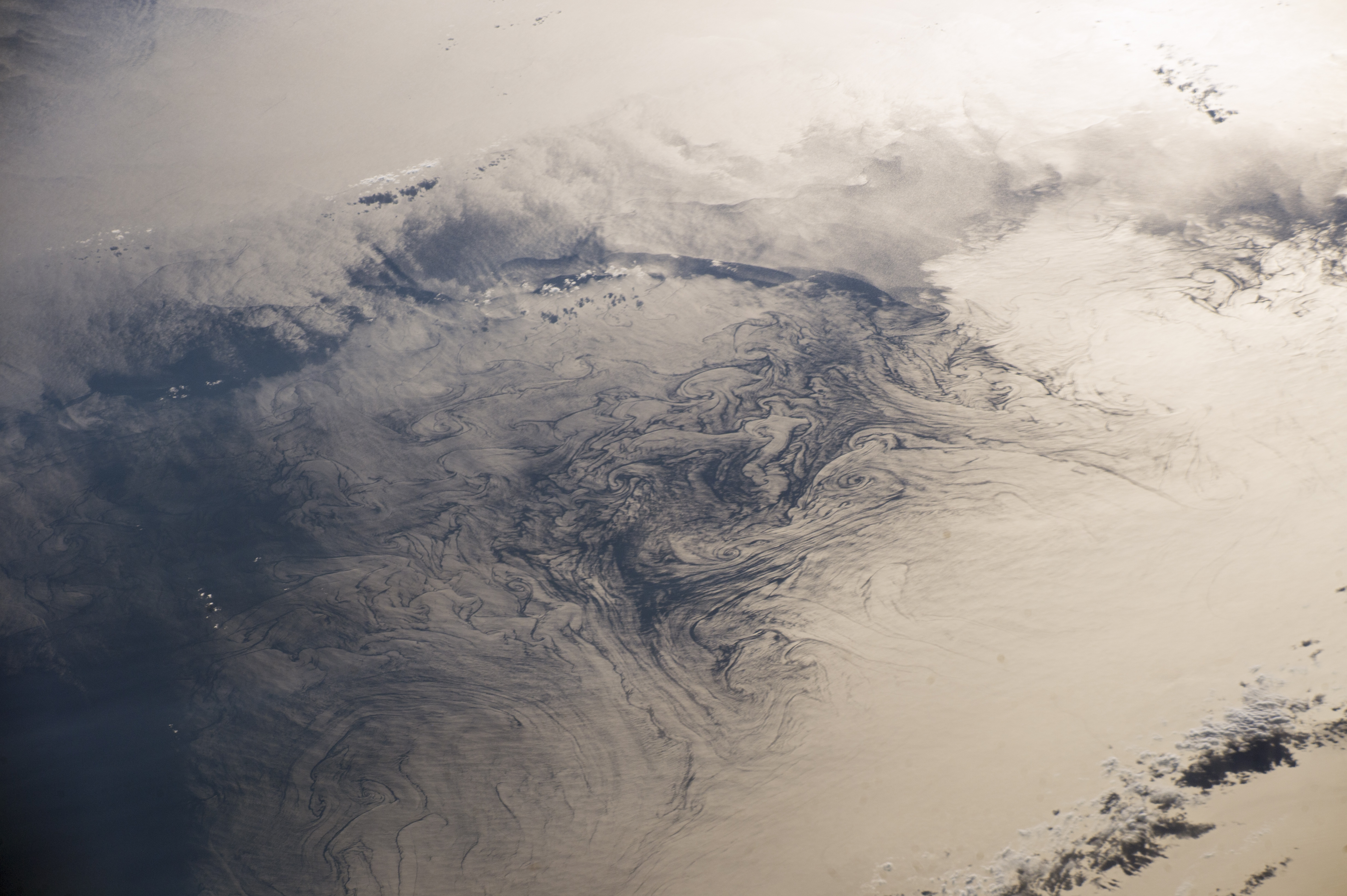 Water Swirls, Gulf of St. Lawrence