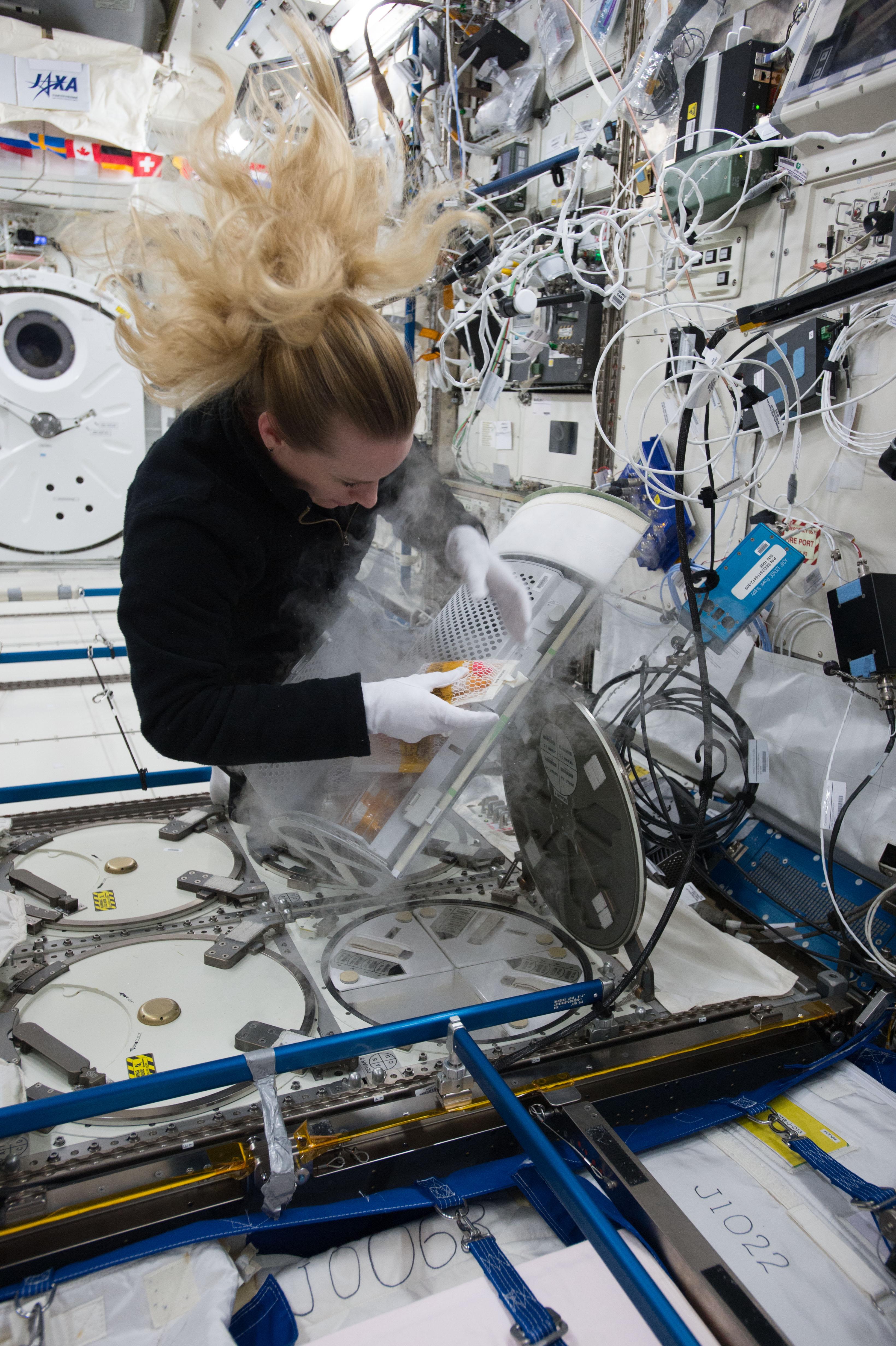 hazards of being an astronaut - photo #35