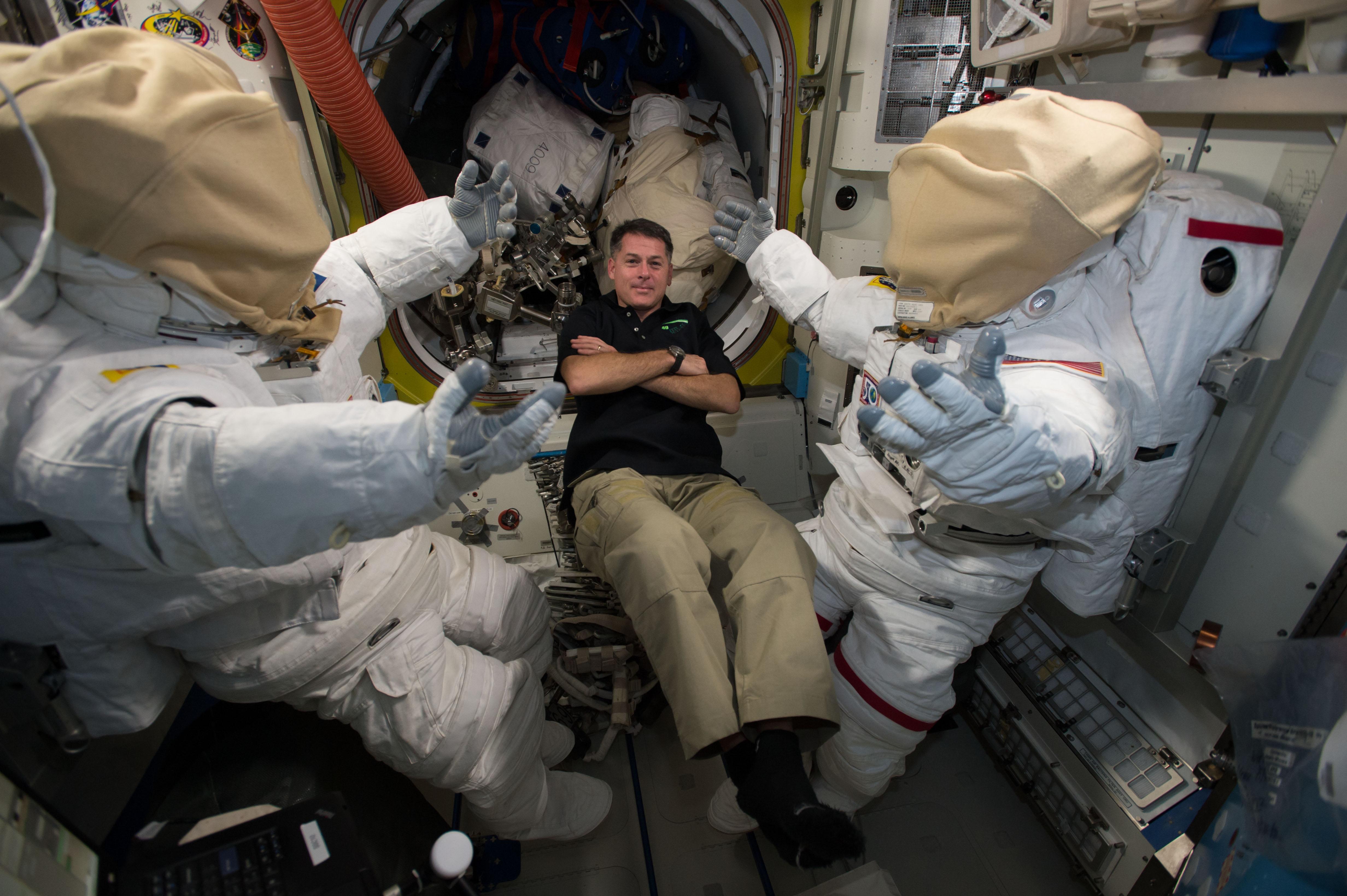 Can Astronauts Masturbate In Space