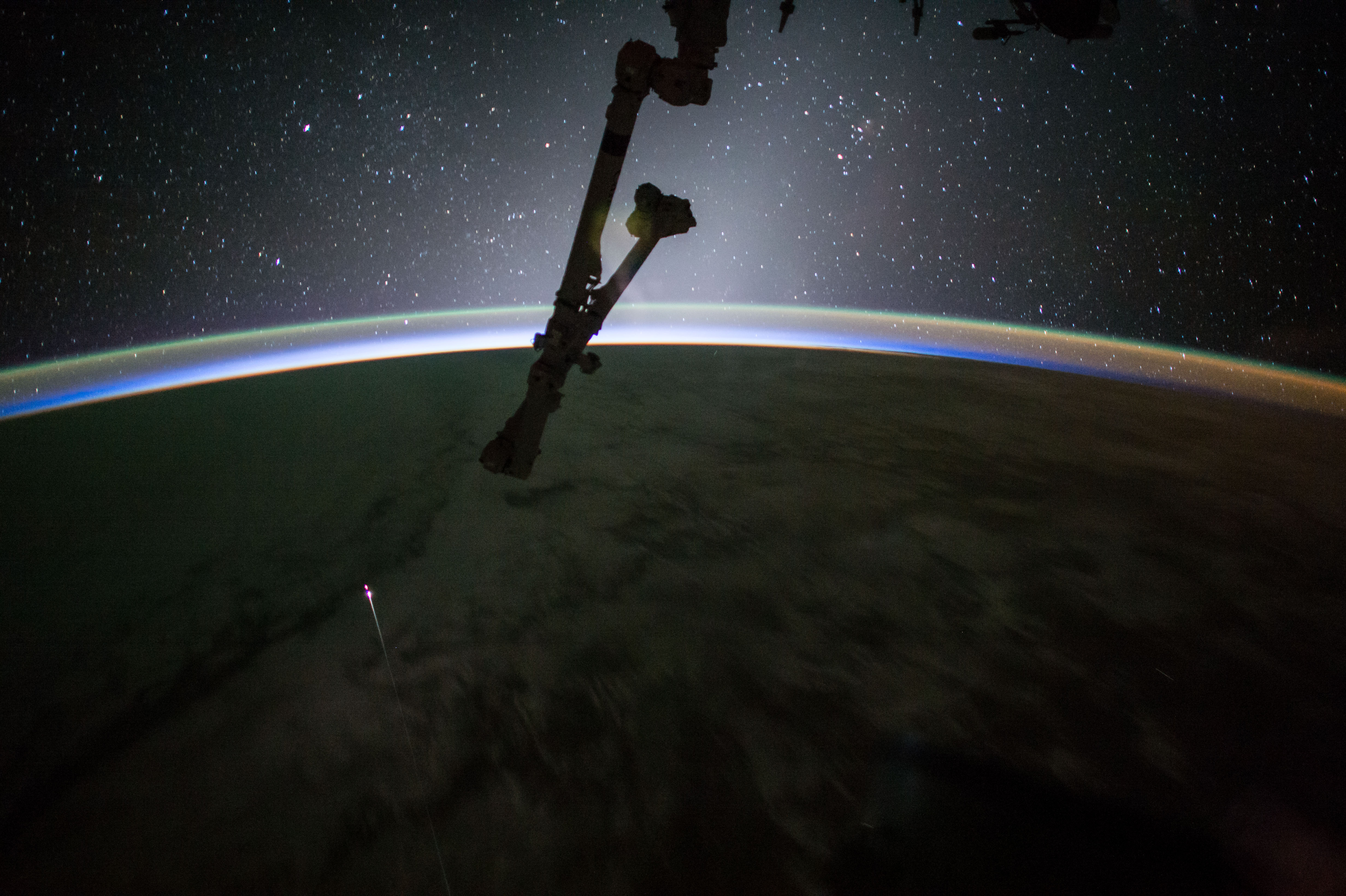 dragon returns space station science to earth nasa