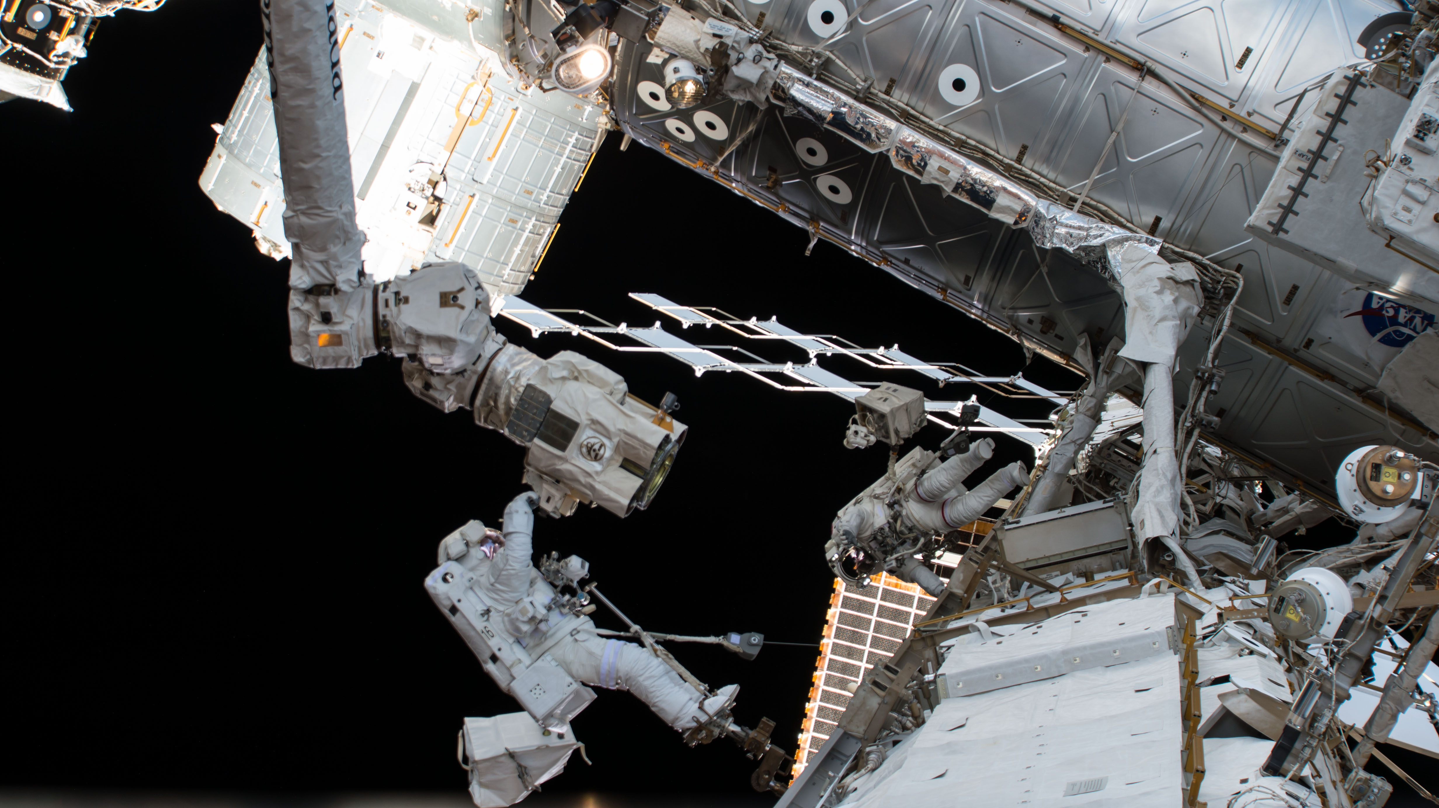 Expedition 53 Embarks upon Third and Final Spacewalk in ...