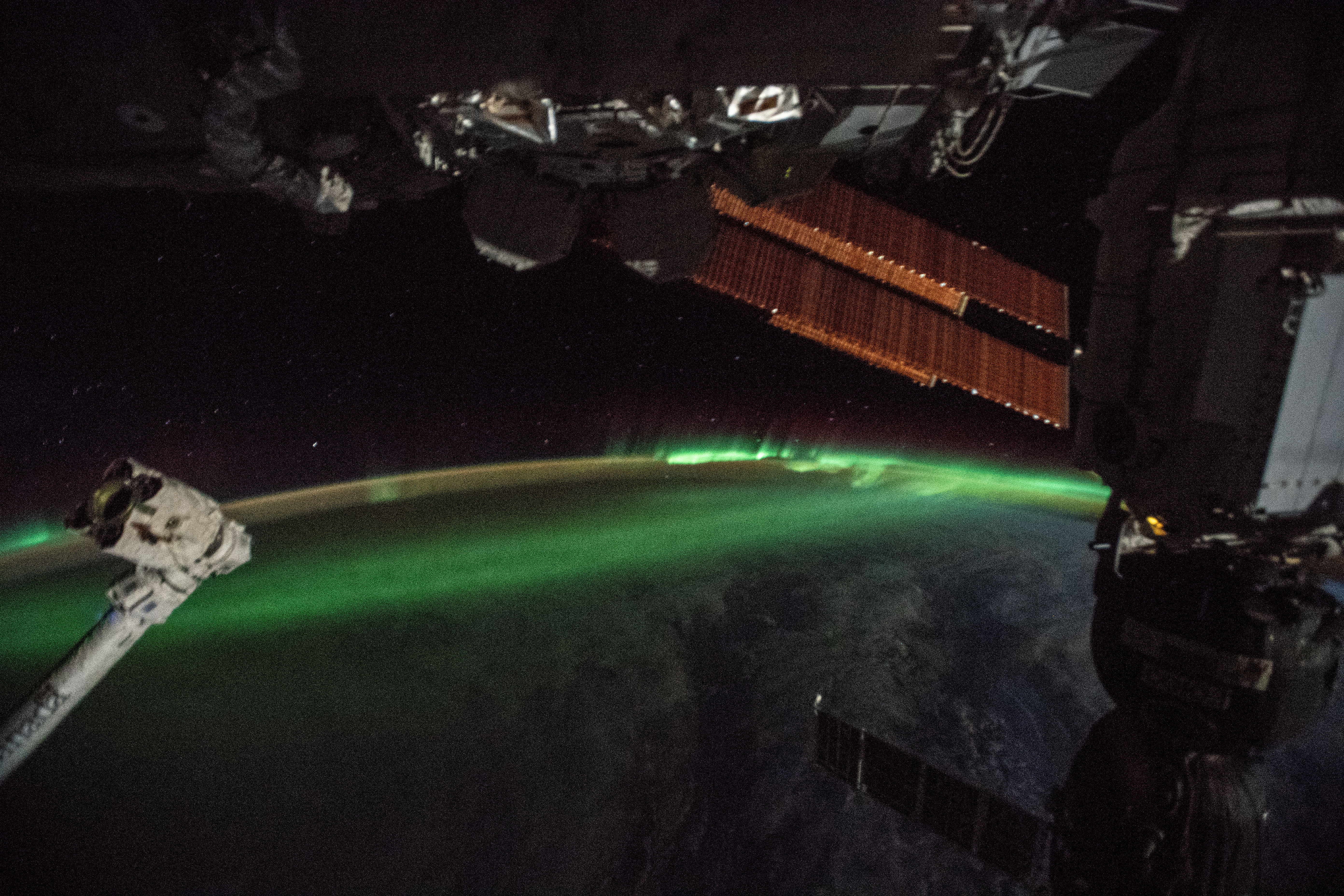 Behold the Southern Lights!