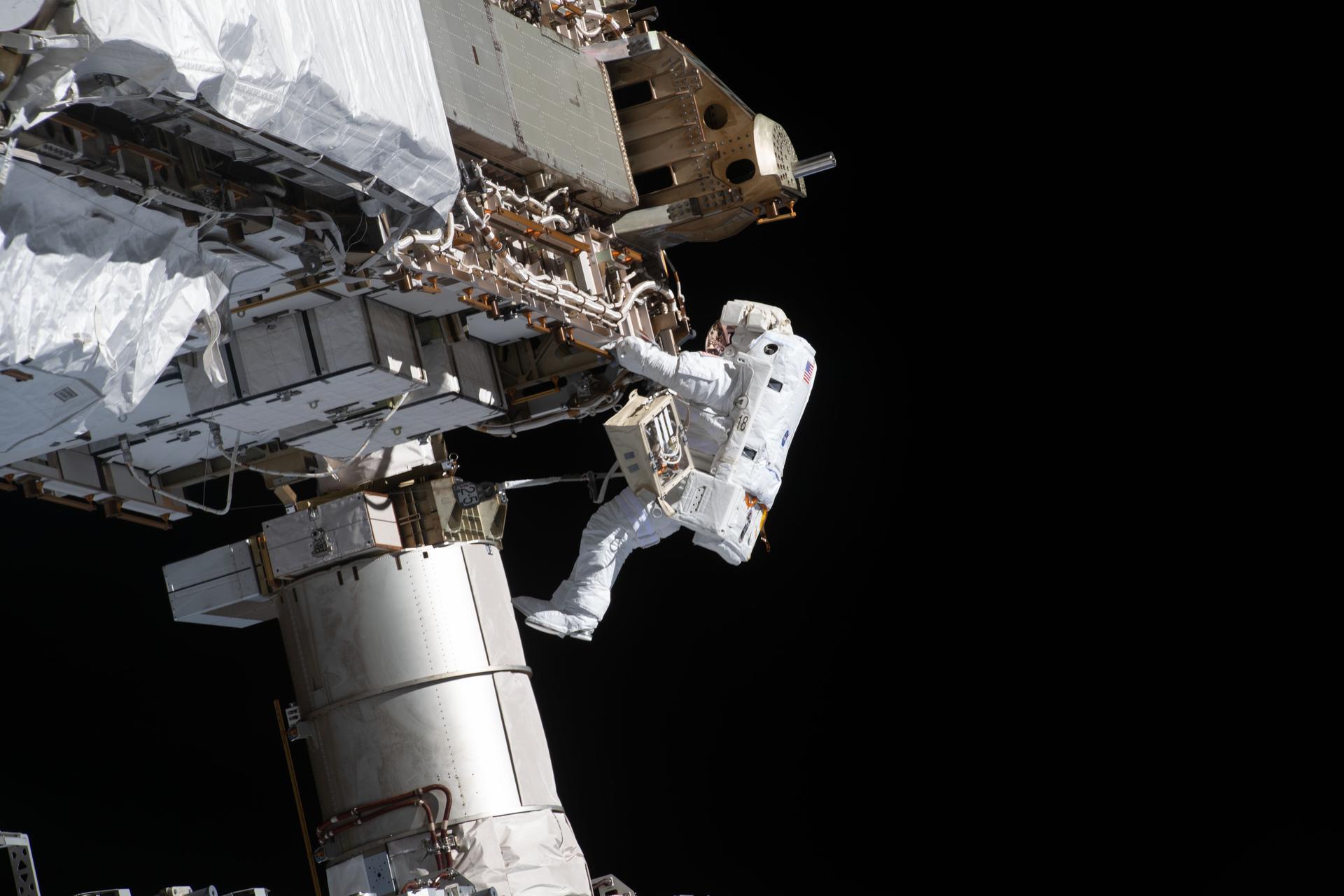 NASA TV Coverage Scheduled for Upcoming Spacewalks, Briefing - NASA