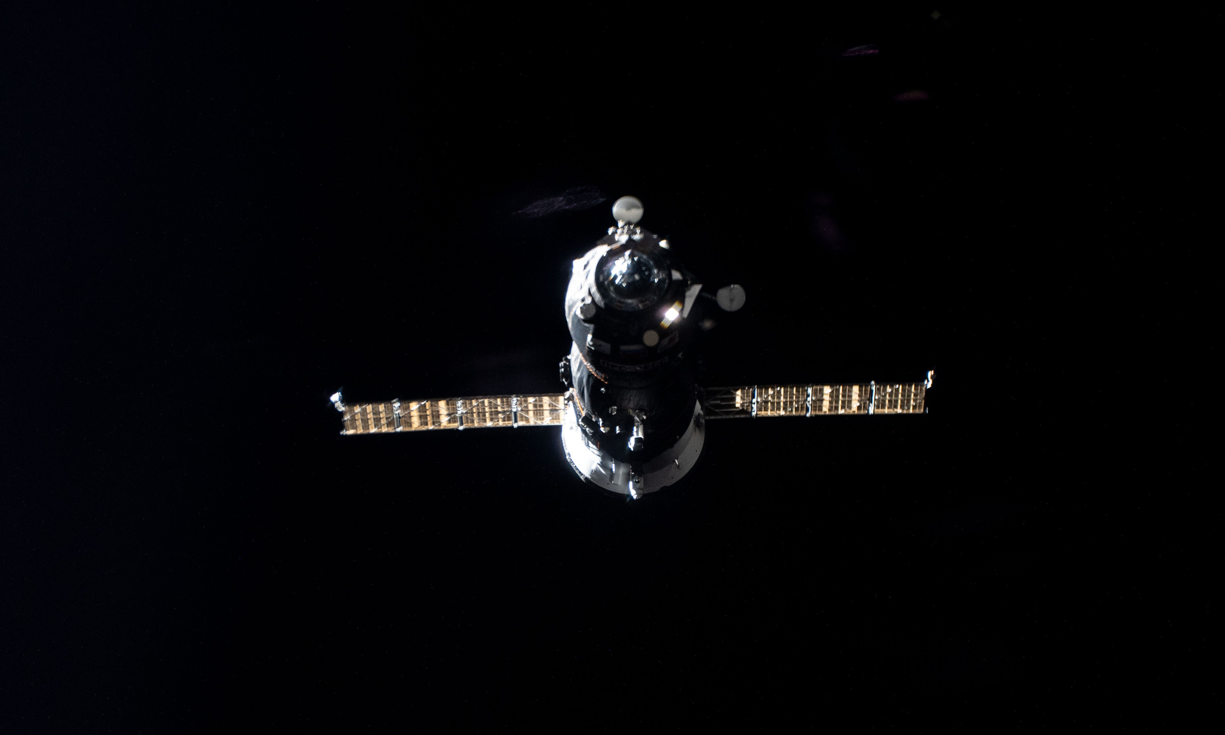 NASA to Air Launch, Docking of Roscosmos Cargo Ship to Space Station