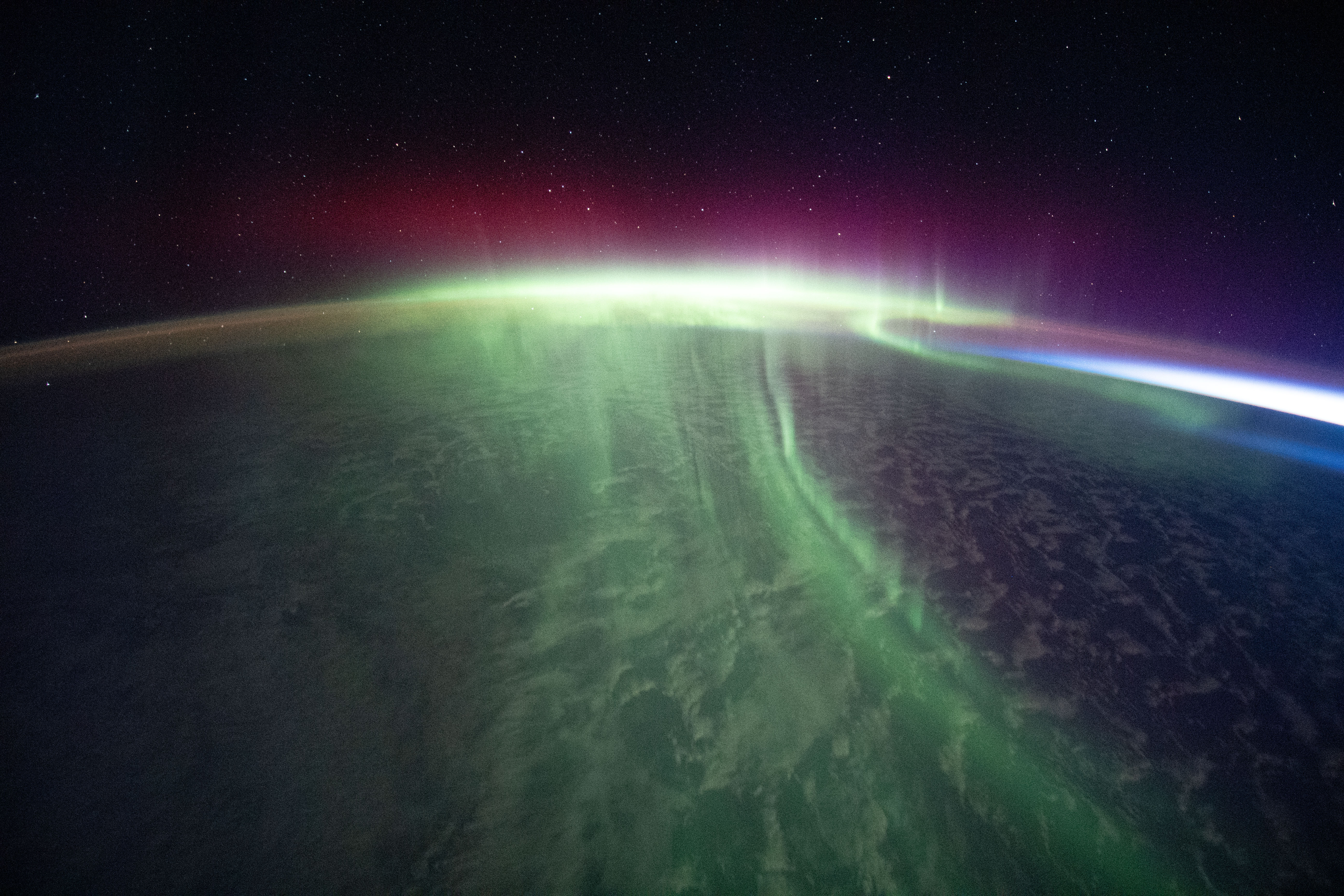 Behold an Aurora Over the Southern Skies