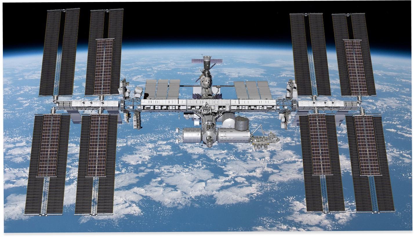 New Solar Arrays to Power NASA's International Space Station Research | NASA