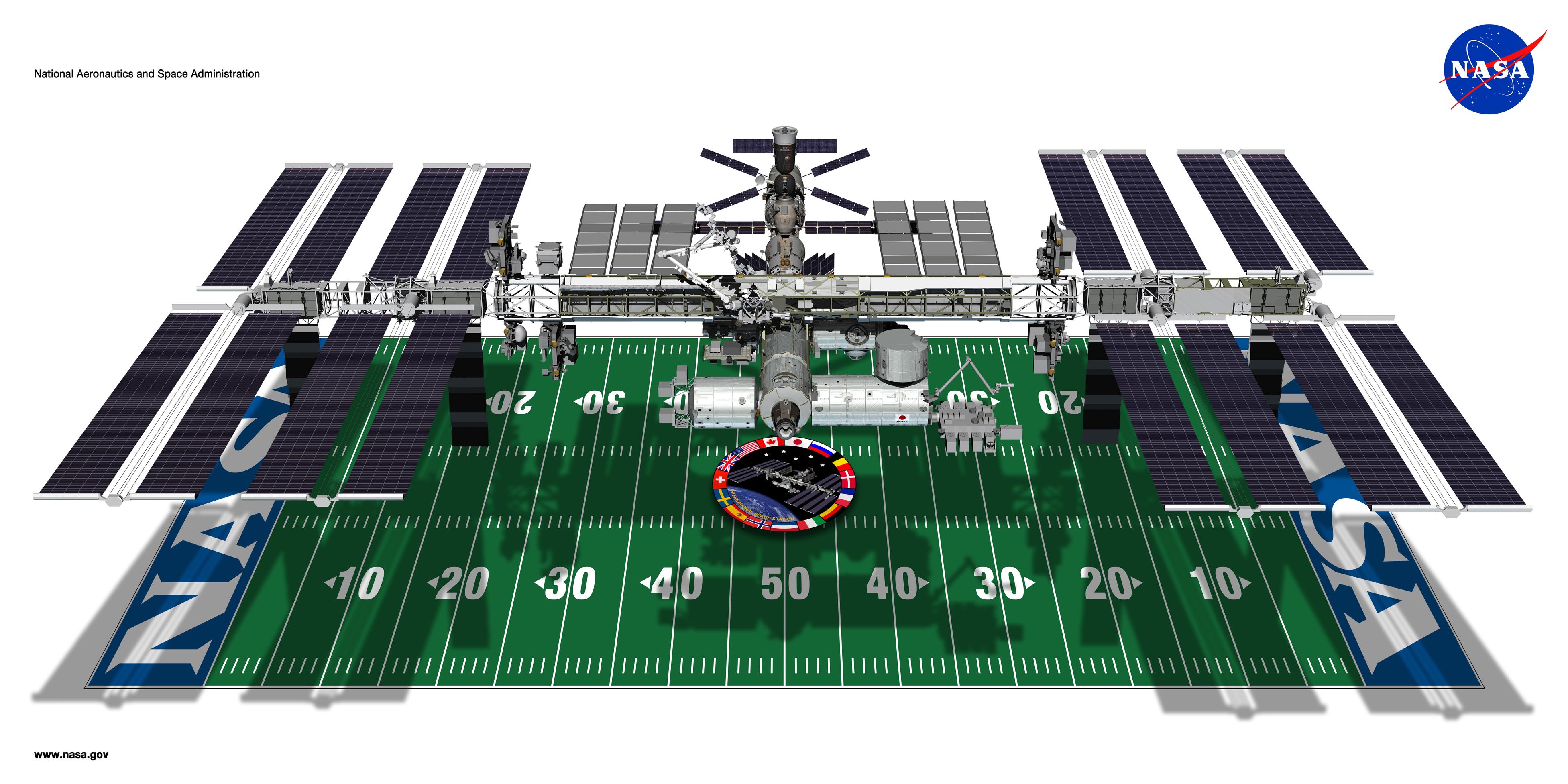 international space station v - photo #40