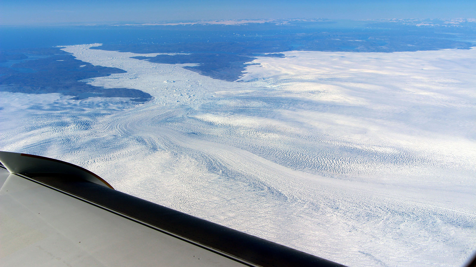 Cold Water Currently Slowing Fastest Greenland Glacier | NASA