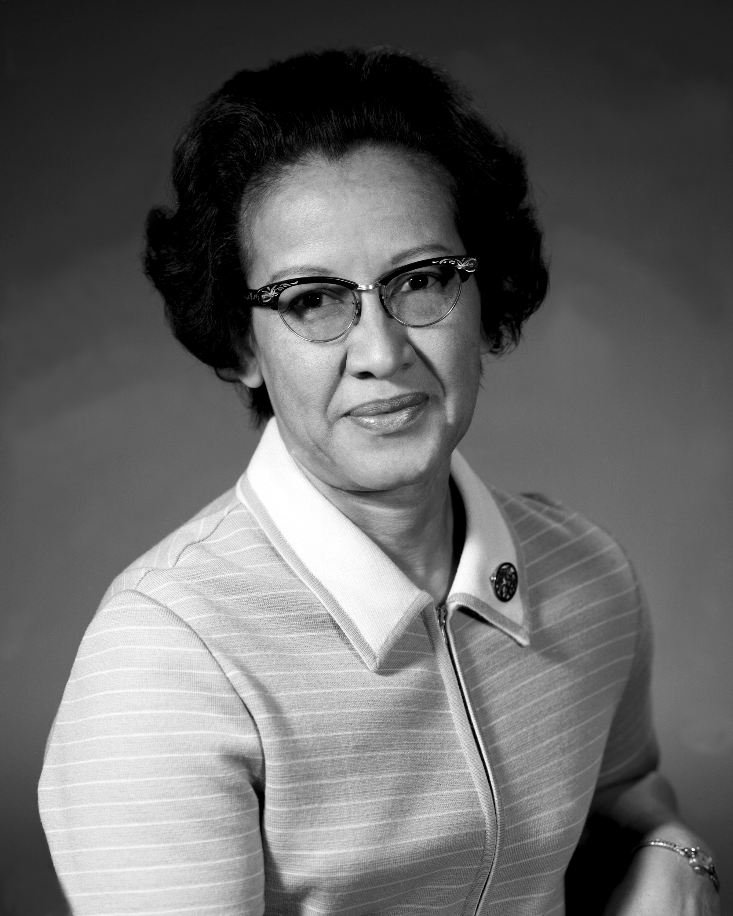 Katherine Johnson, Mathematician for NASA (her story is told in the movie, Hidden Figures)