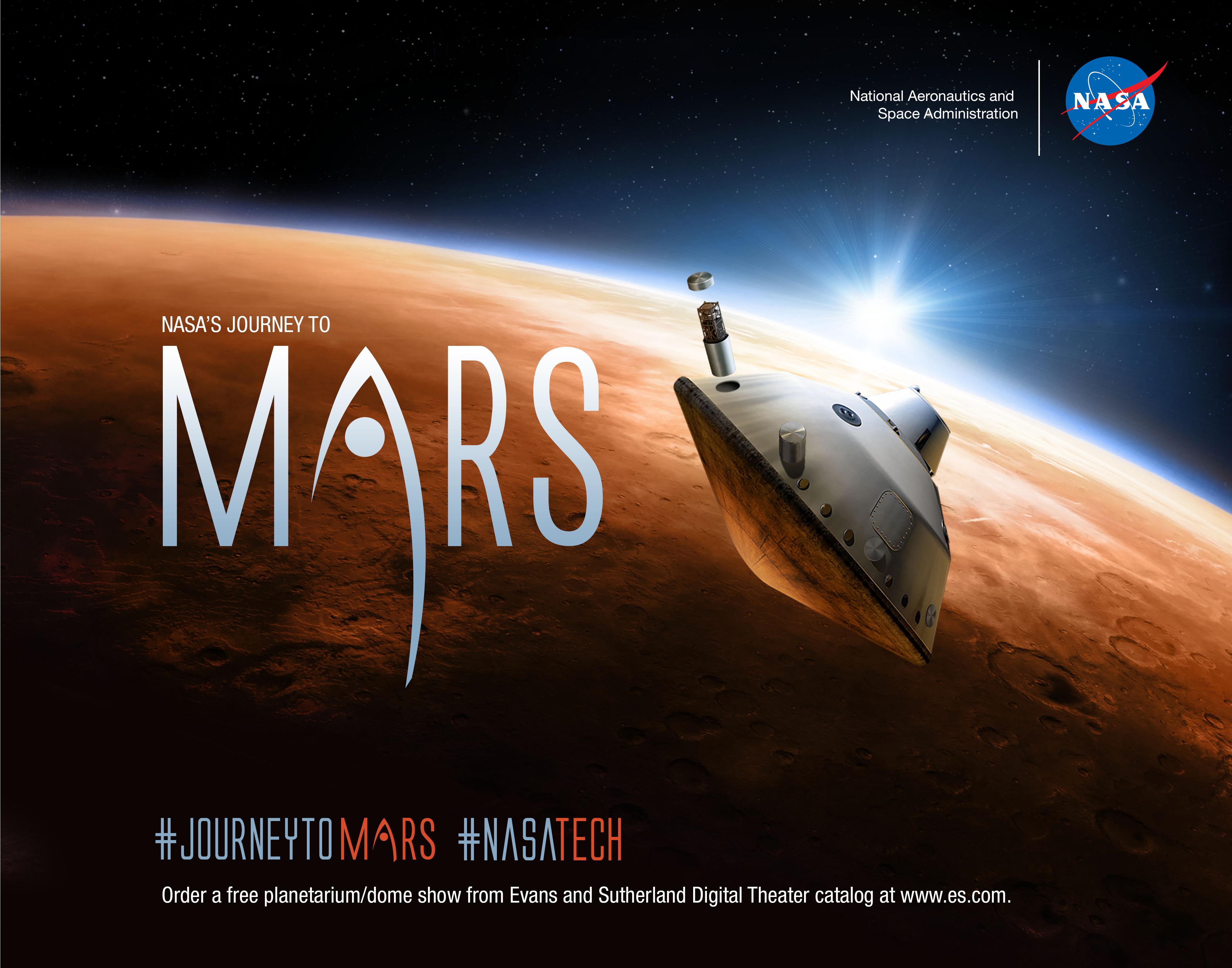 Journey of a LifetimeMars Education Resources  NASA