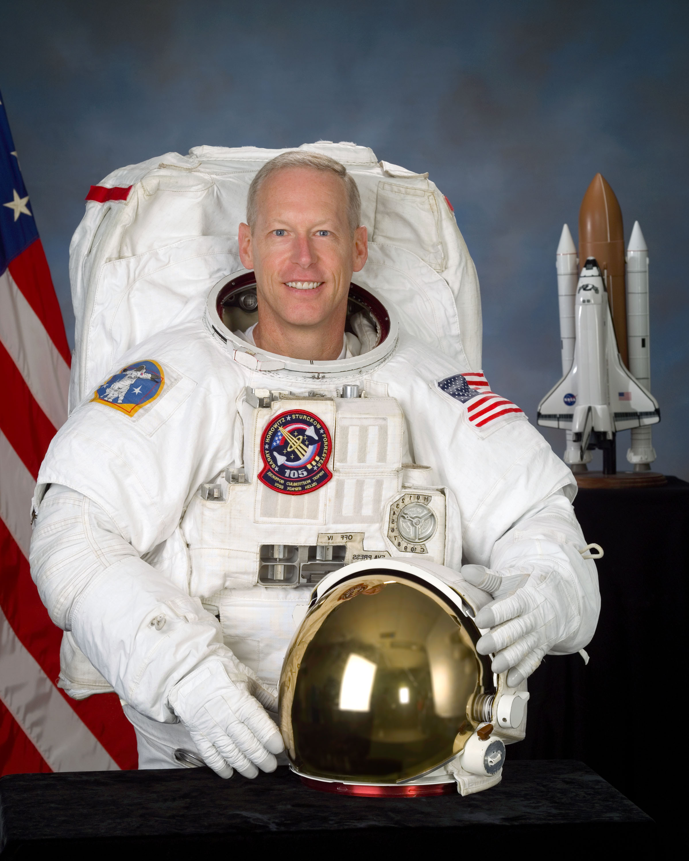 NASA Names Astronaut Patrick Forrester New Chief of ...