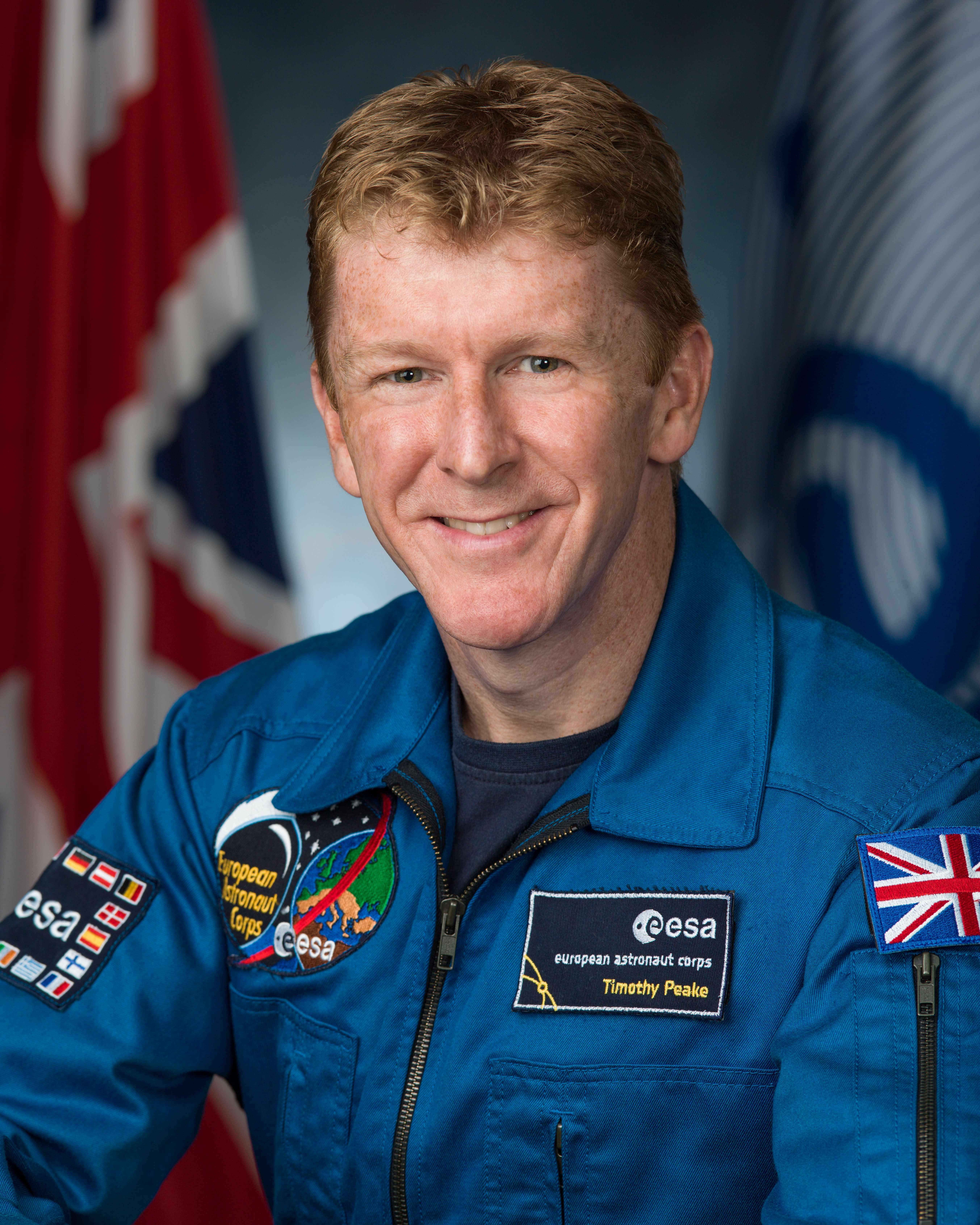 who was the first british astronaut in space - photo #21