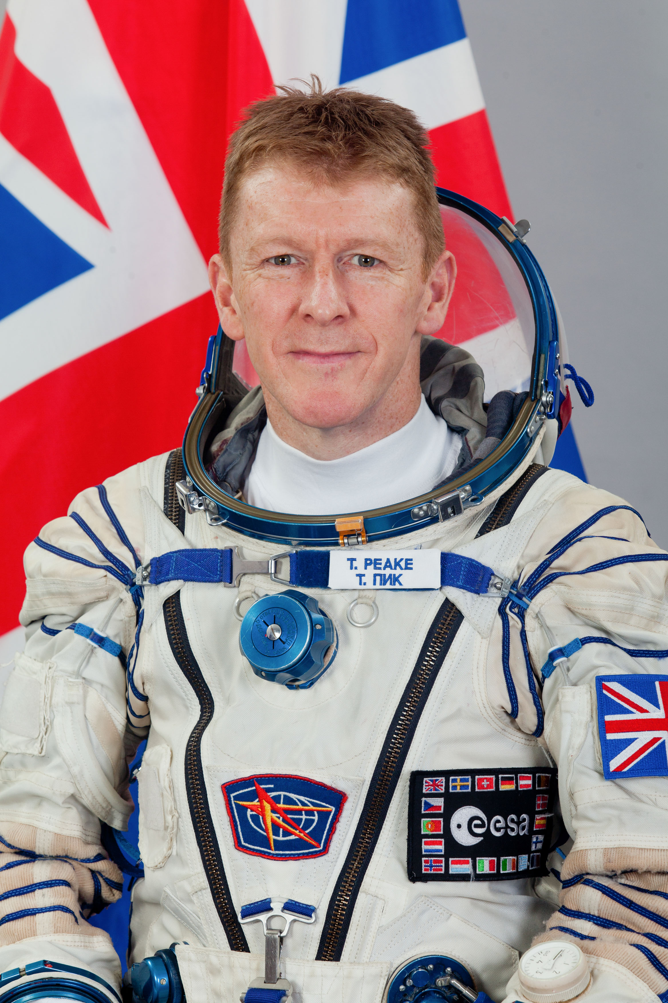 first esa astronaut in space - photo #3