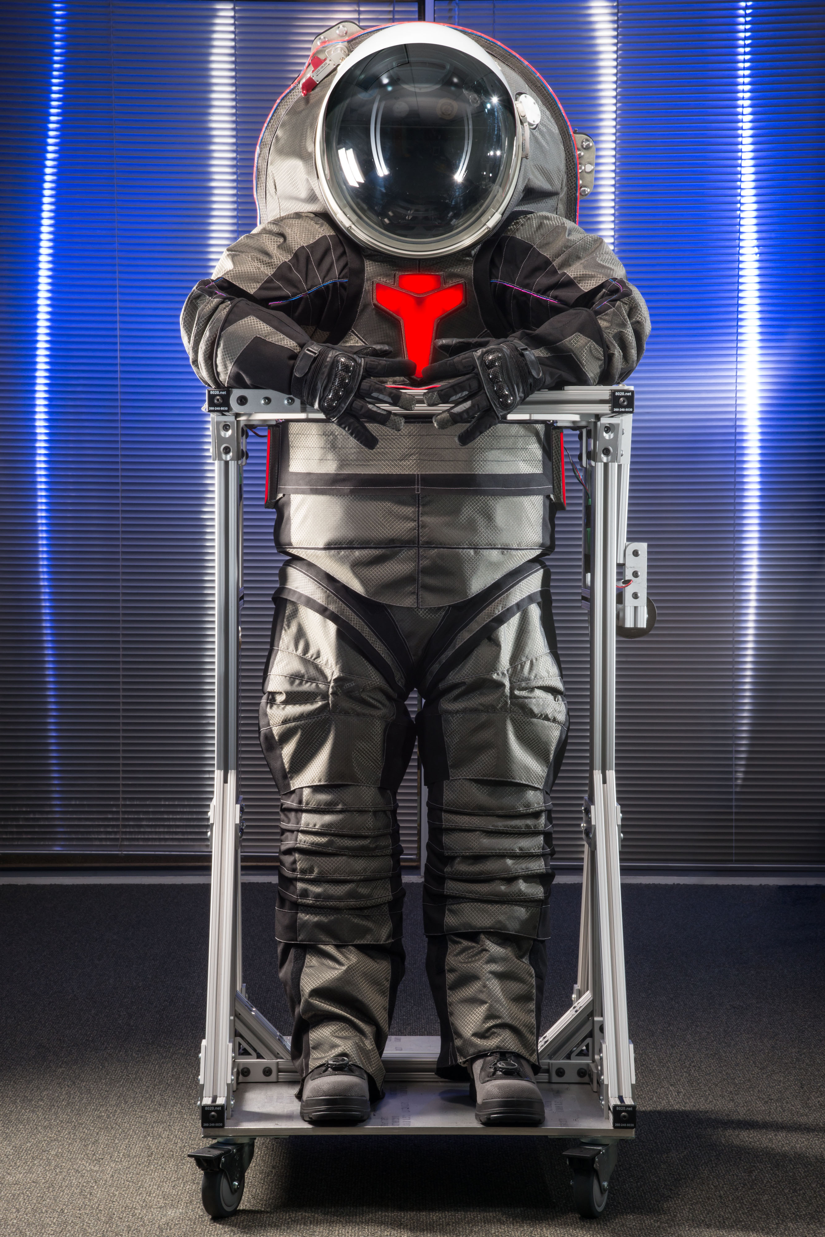 Is this the spacesuit of the future  Macleansca