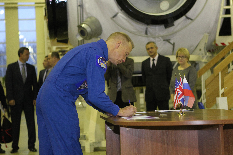 Expedition 46 Crew Member Tim Kopra | NASA