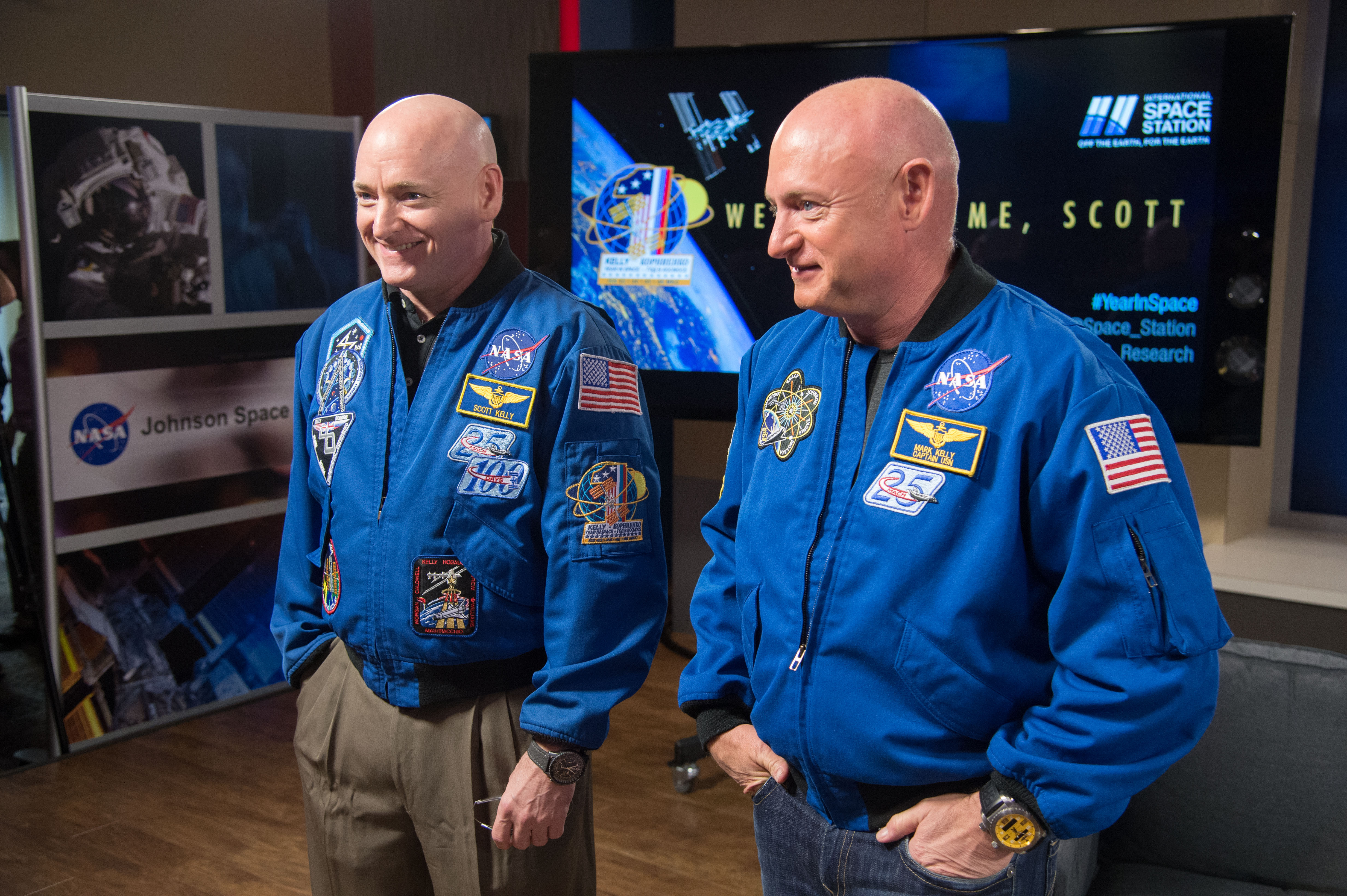 NASA Twins Study Investigators to Release Integrated Paper