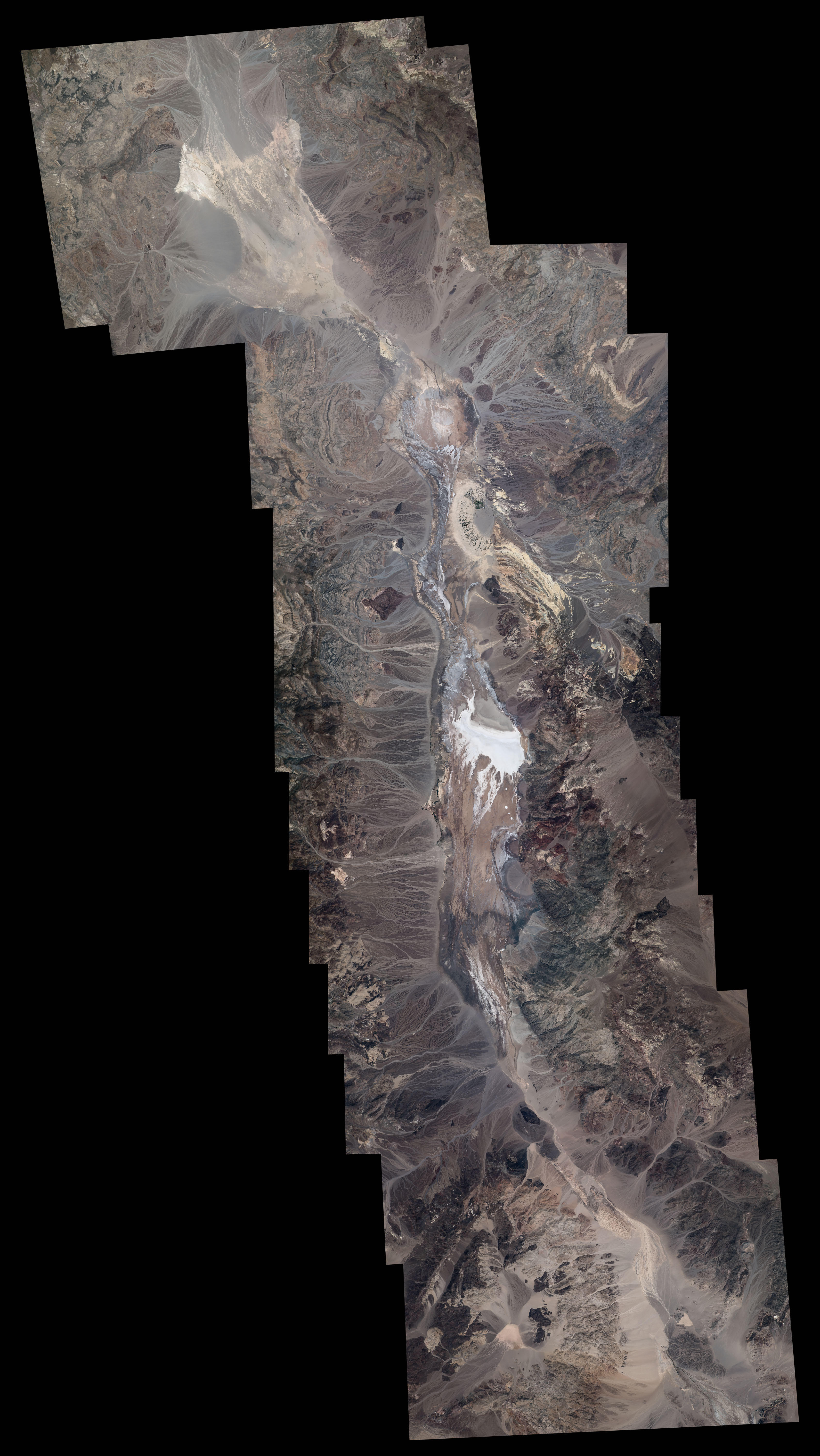 Badwater, Death Valley National Park | NASA