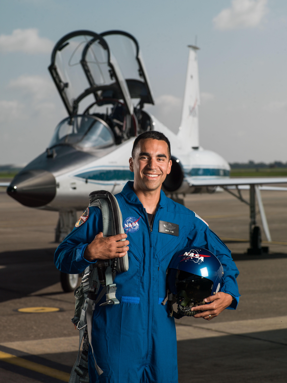 Astronaut Candidate Raja Chari NASA
