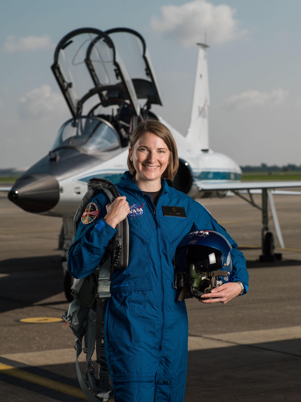 nasa female pilot - photo #8