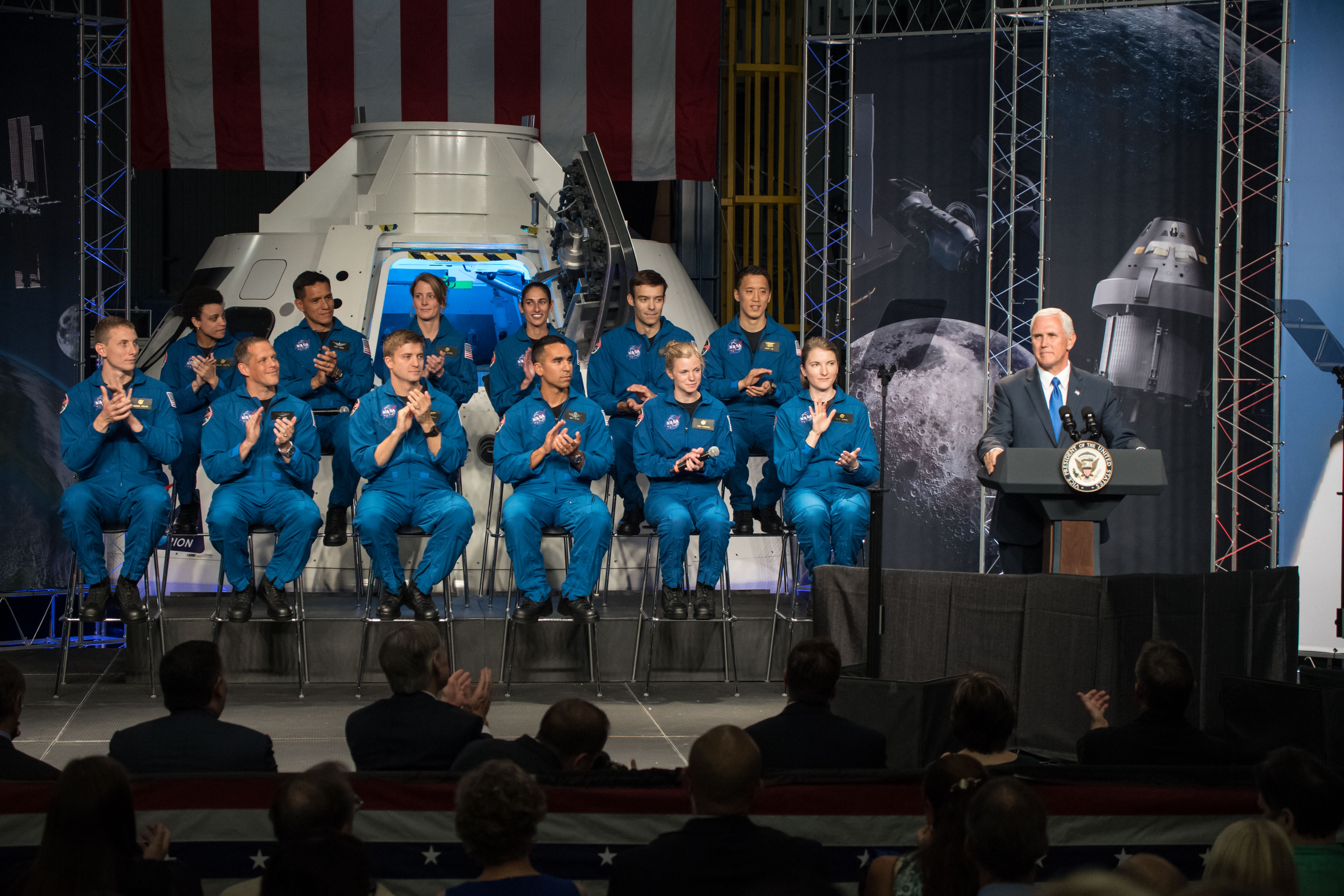 new nasa astronauts - HD 1440×961