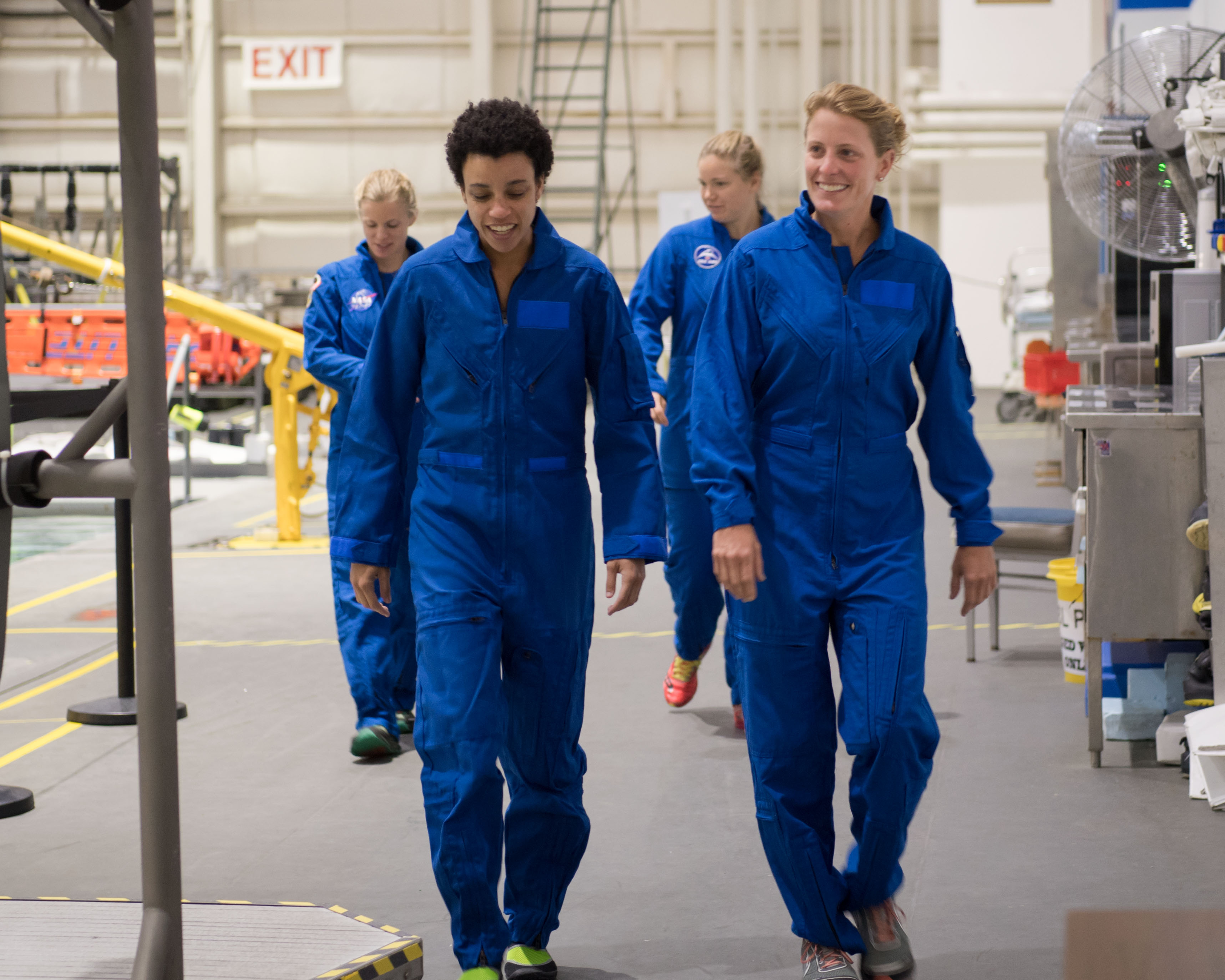 From Interns to Astronauts