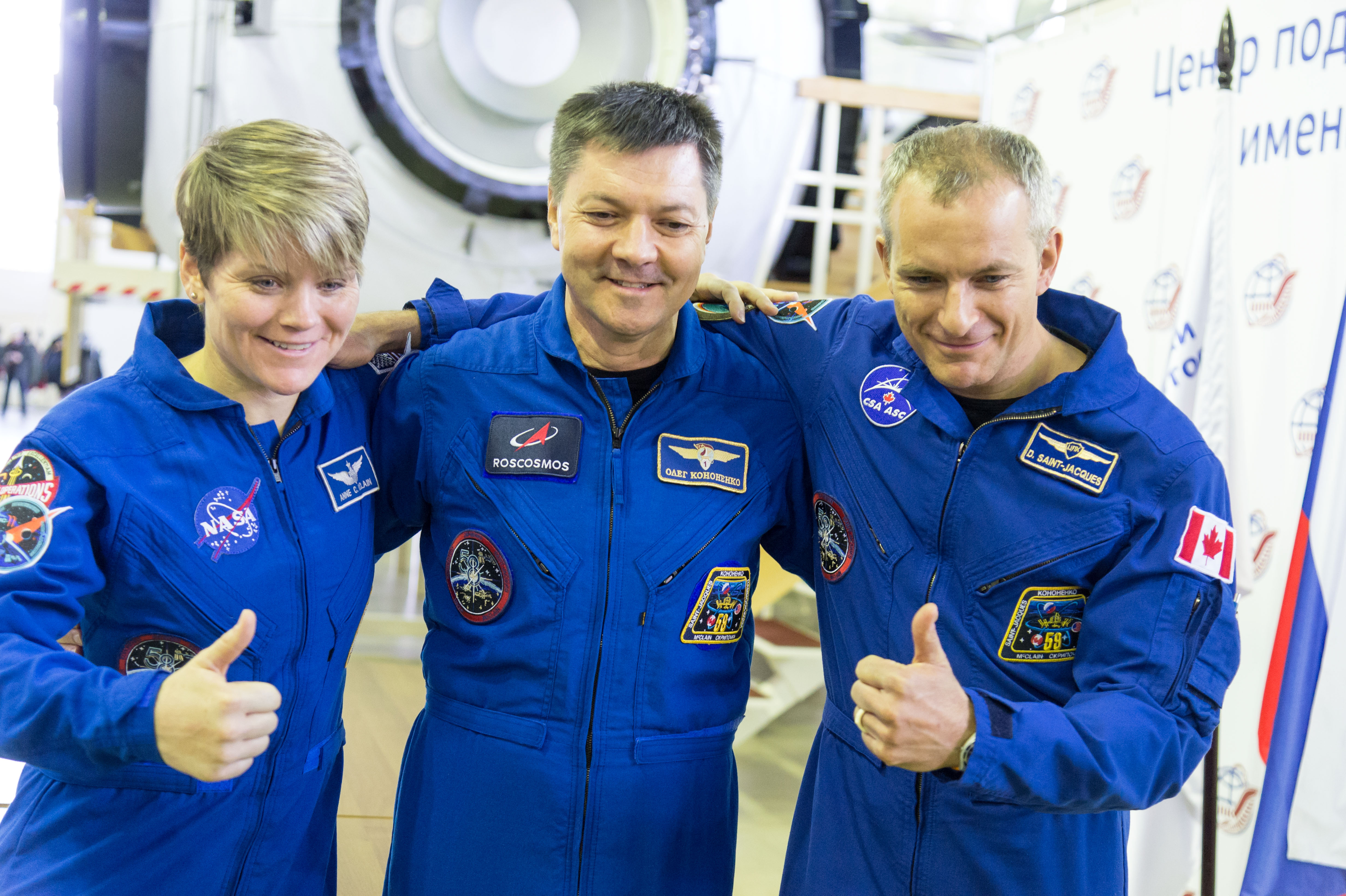 Expedition 58
