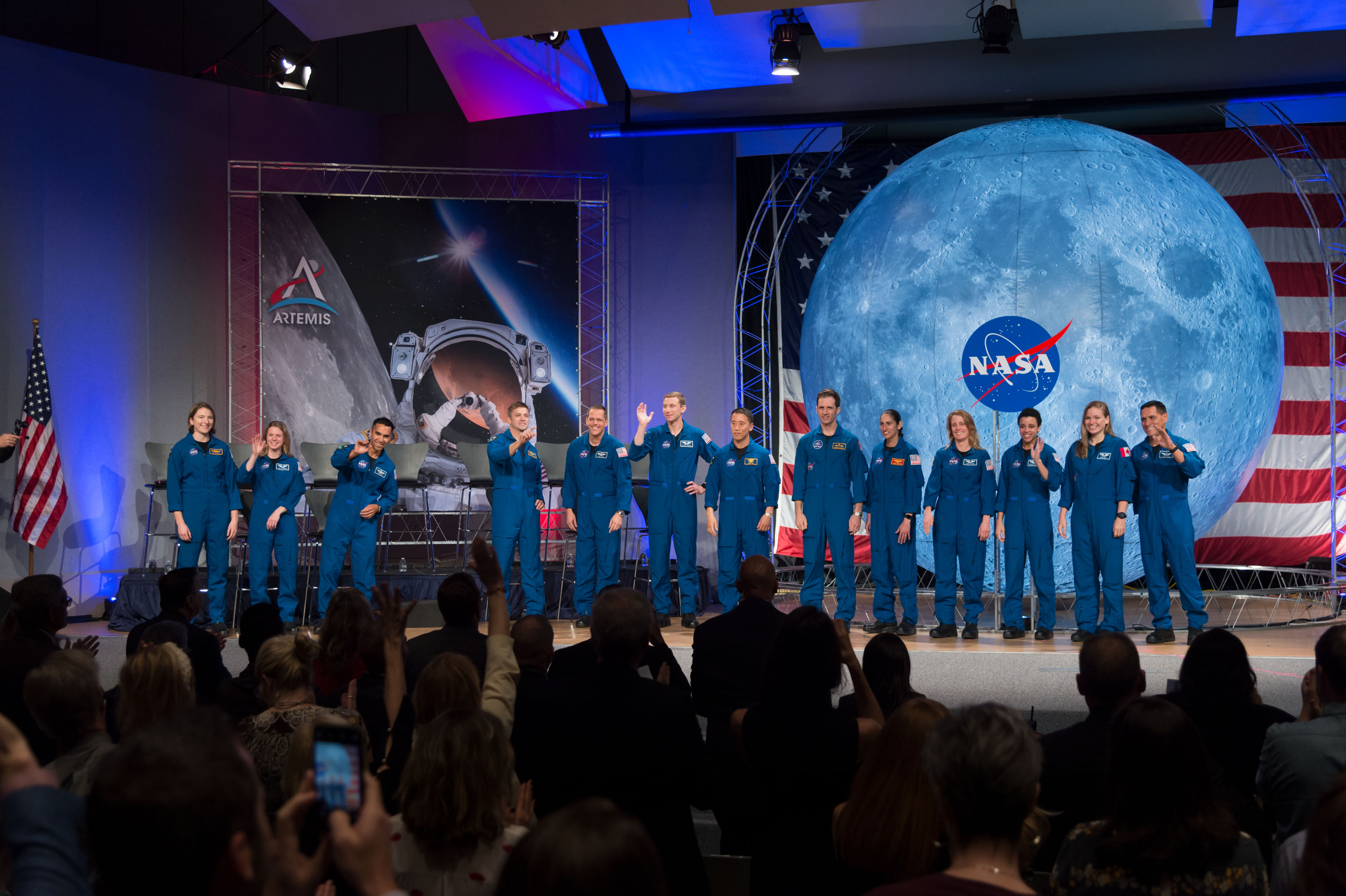 NASA's Newest Astronauts Ready for Space Station, Moon & Mars Missions - NASA/JPL Edu News