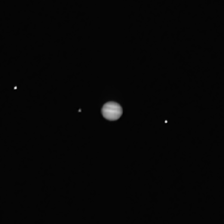 Nasa's Osirisrex Takes Closer Image Of Jupiter