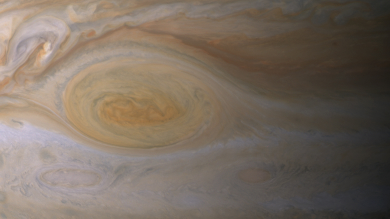 planet jupiter great red spot - photo #19
