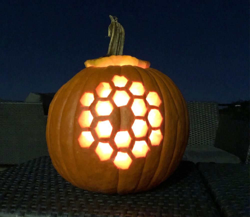 Celebrate Halloween With Nasa Inspired Pumpkin Carvings Nasa