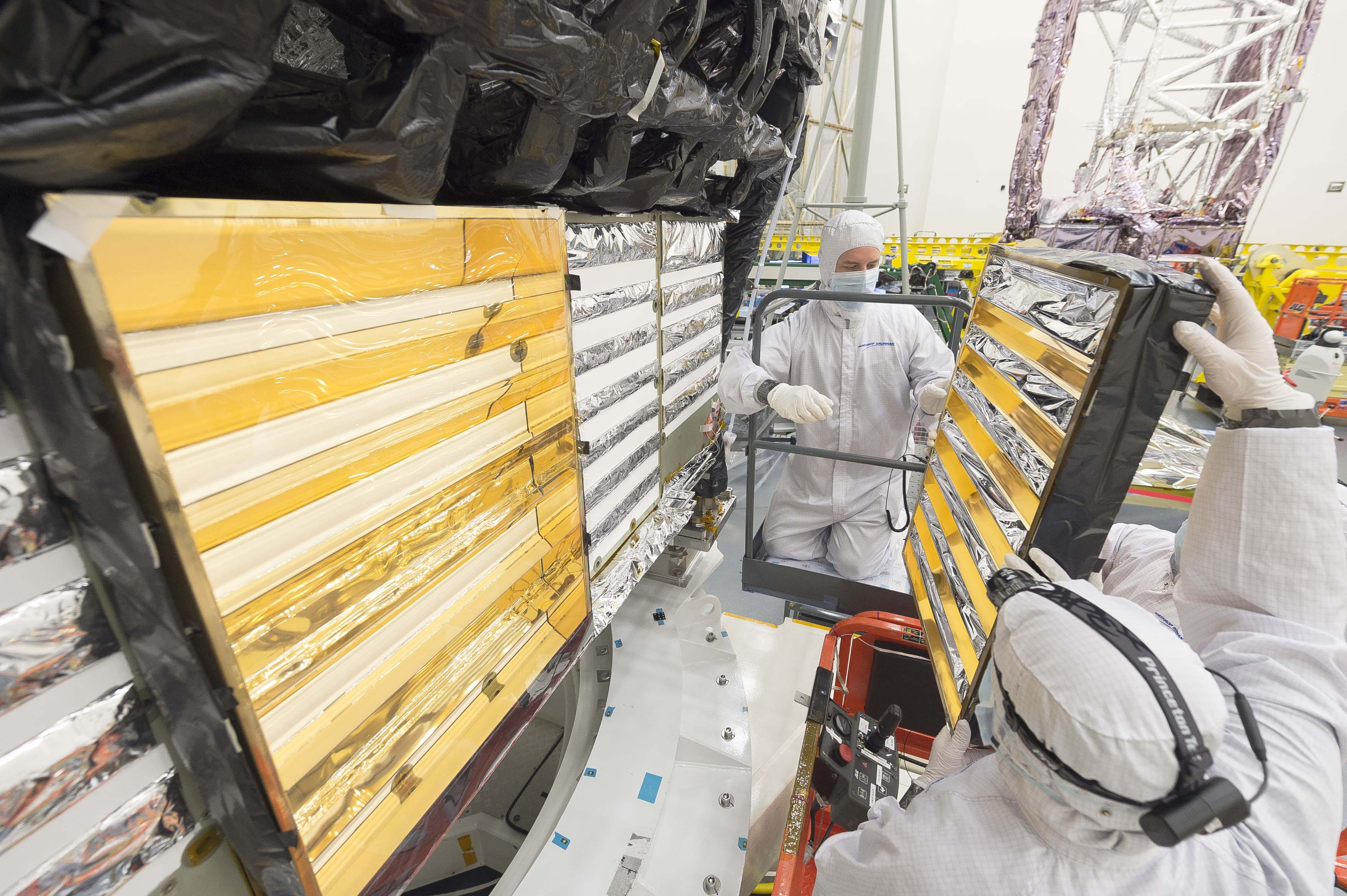 Engineers solve excessive heat removal from nasa s webb telescope