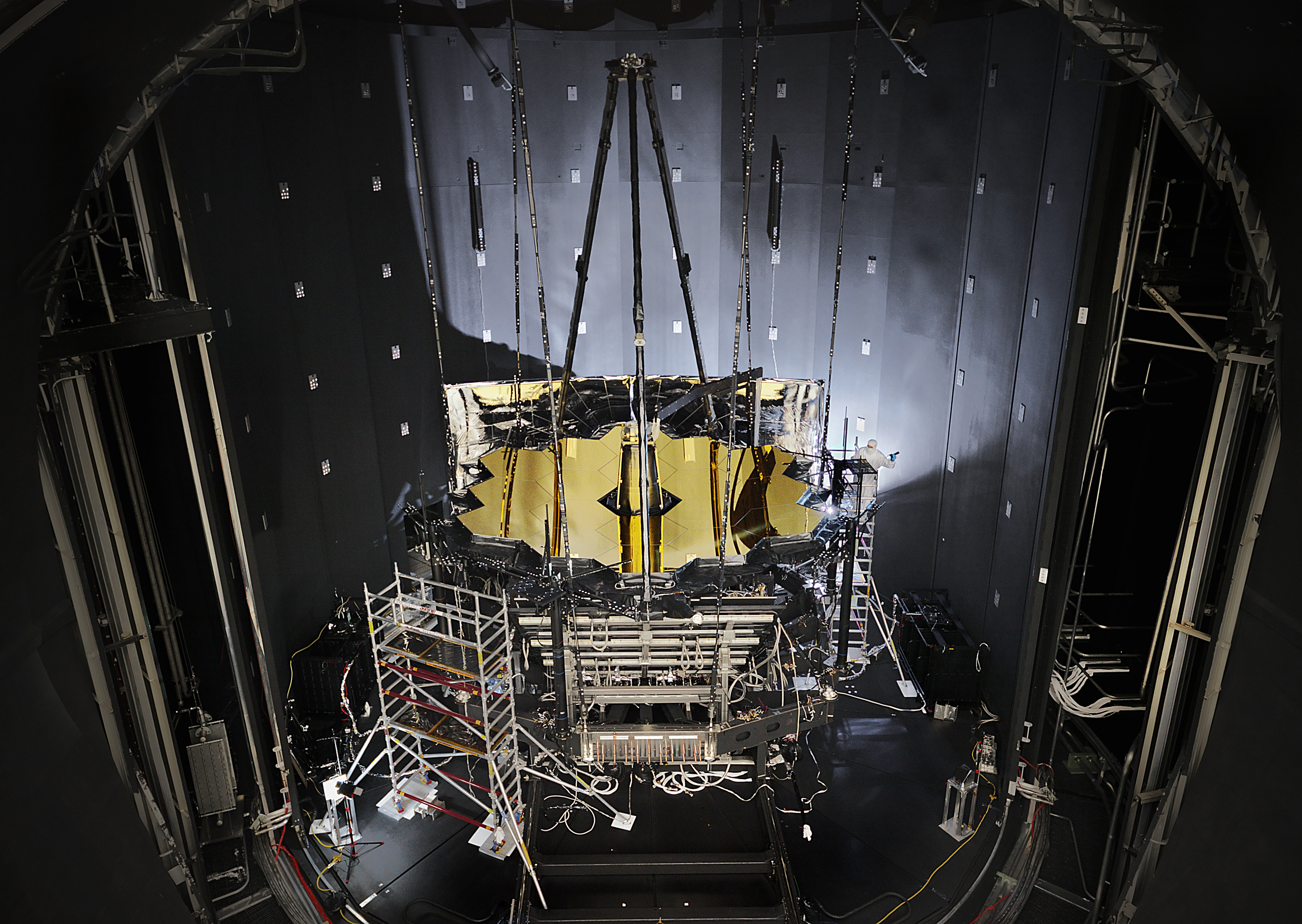 NASA's James Webb Space Telescope Completes Final ...