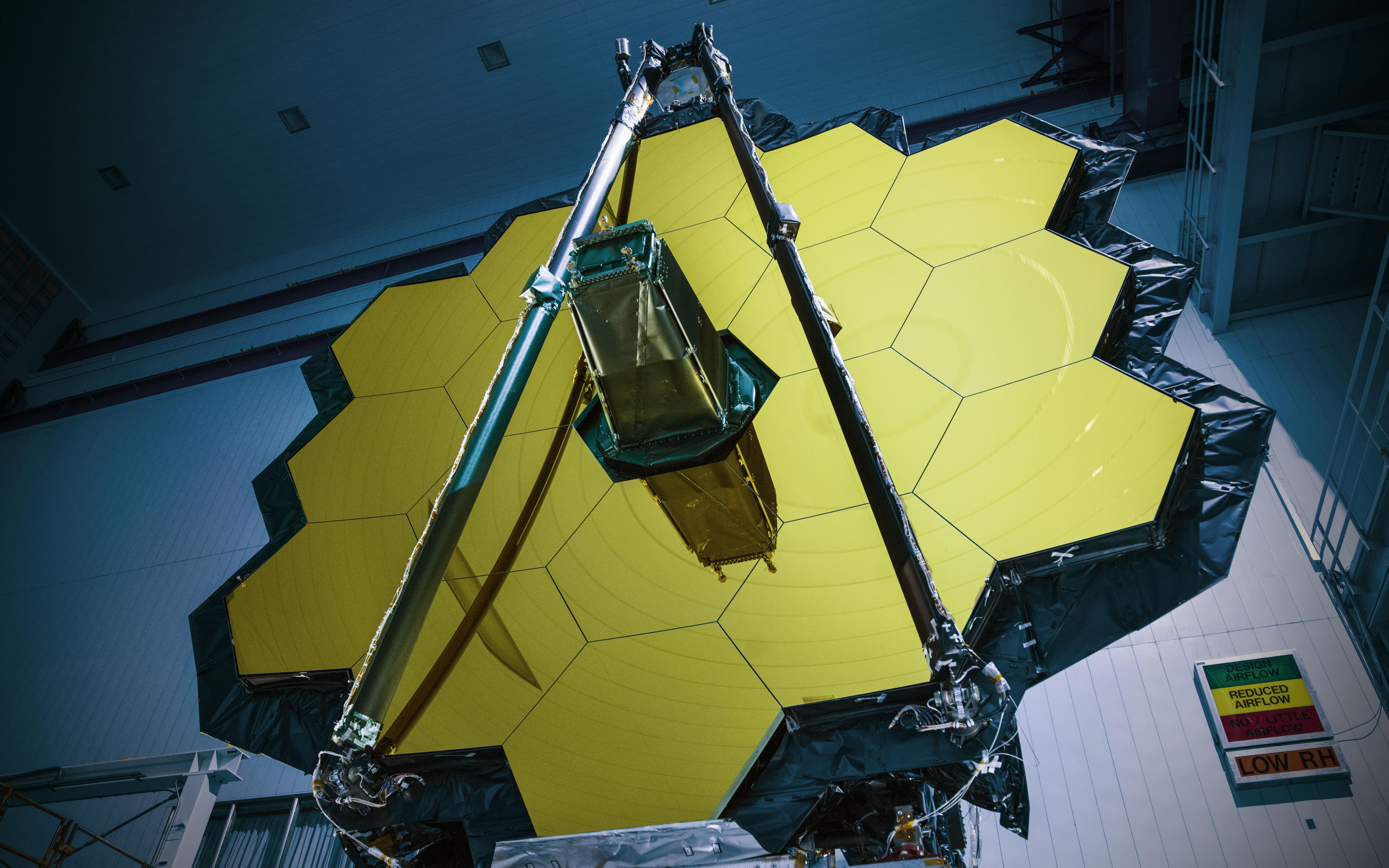 NASA's James Webb Space Telescope completes testing at ...