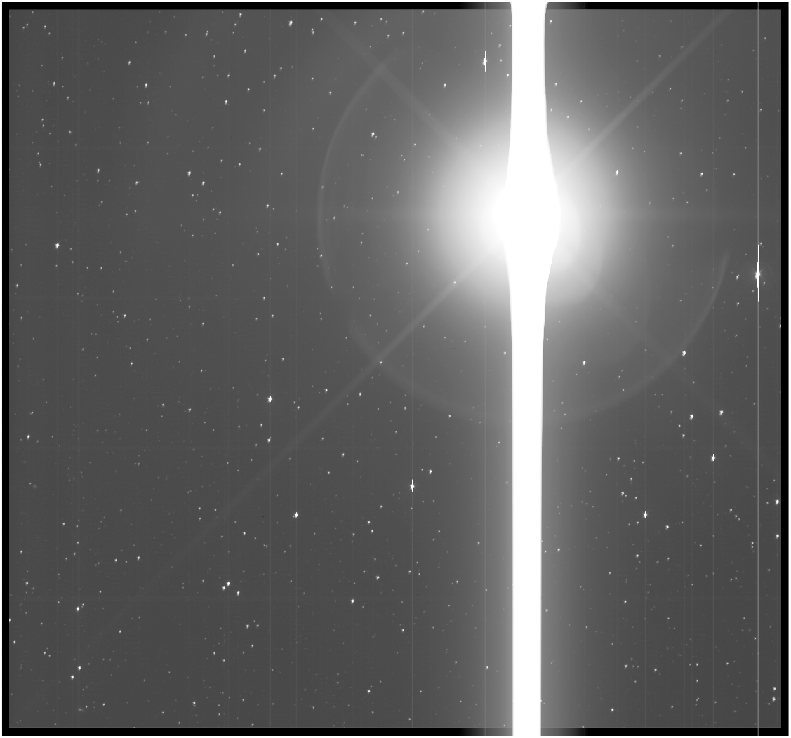 Earth is a Beaming Beacon in Kepler's Eyes K2-c16-ffi-with-earth-cropped